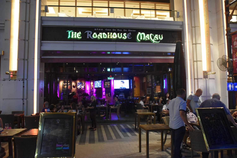 Roadhouse Macau bar