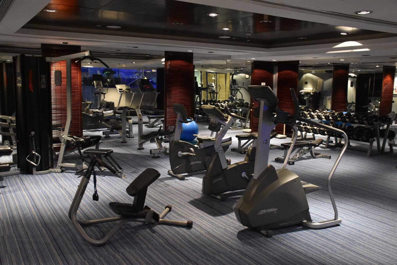 Starworld Macau gym