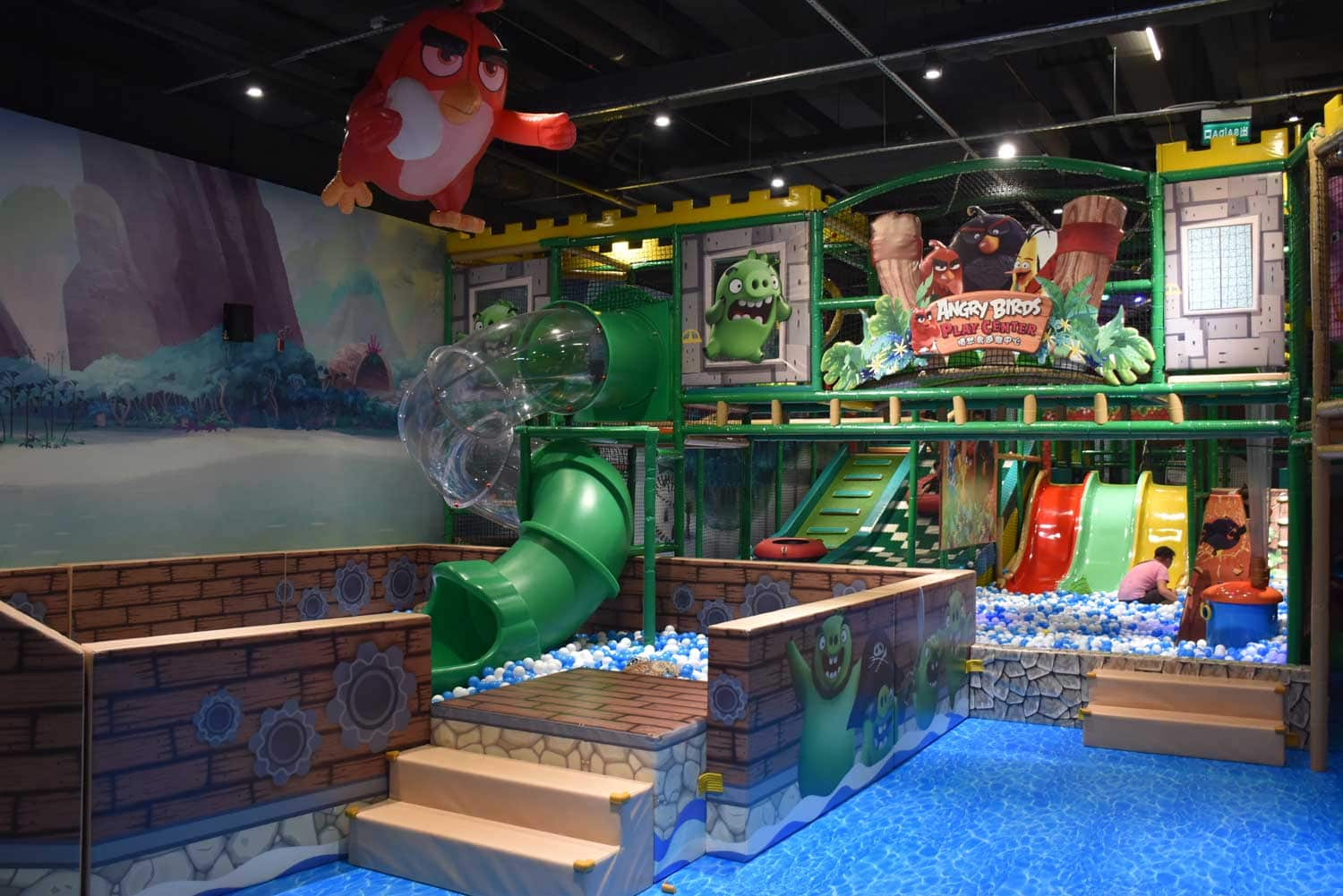 Sofitel Macau Angry Birds Play Center