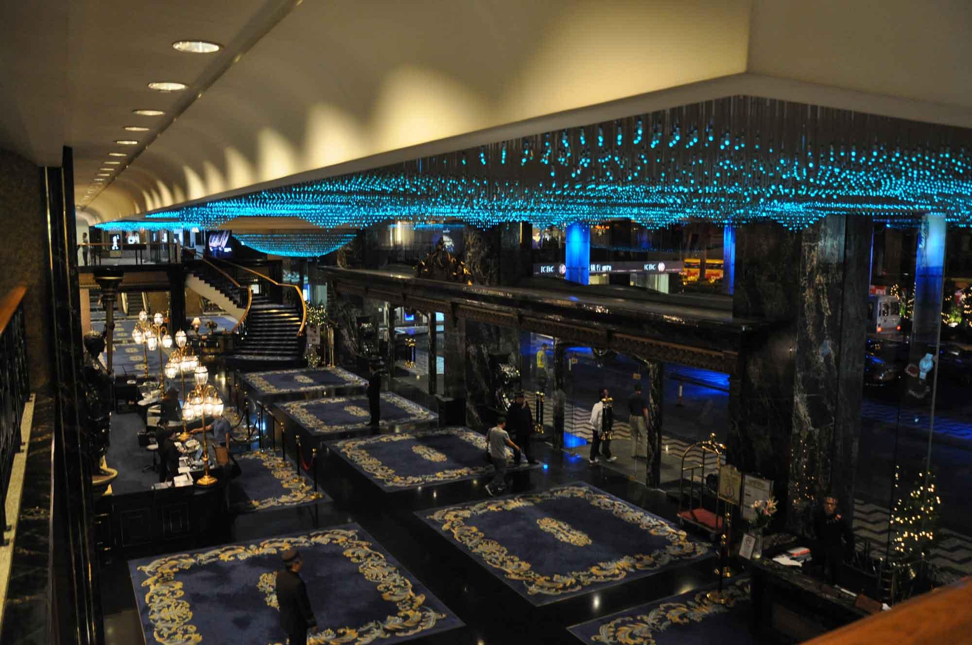 Landmark Macau lobby