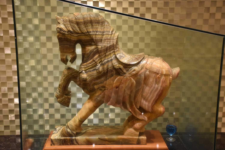Grand Lisboa horse