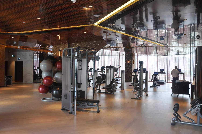 Macau Roosevelt gym