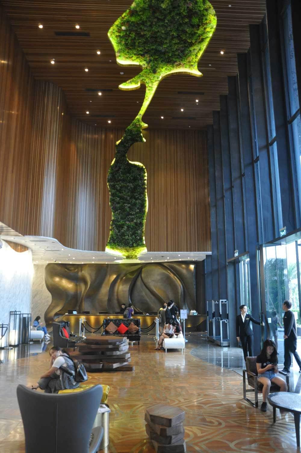 Macau Roosevelt lobby