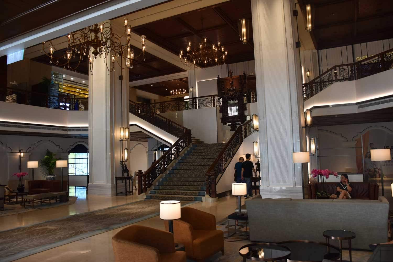 Grand Lapa Macau lobby