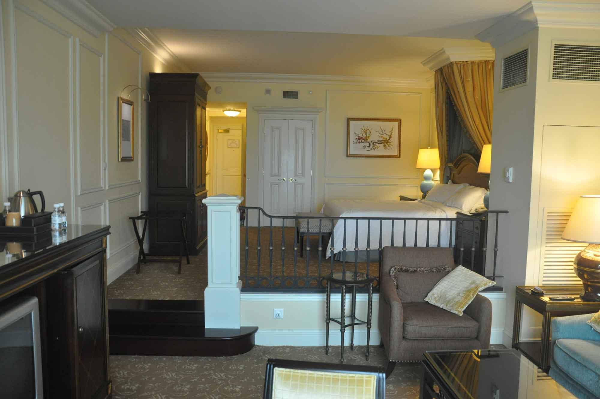 Venetian Macau Royal Deluxe Suite