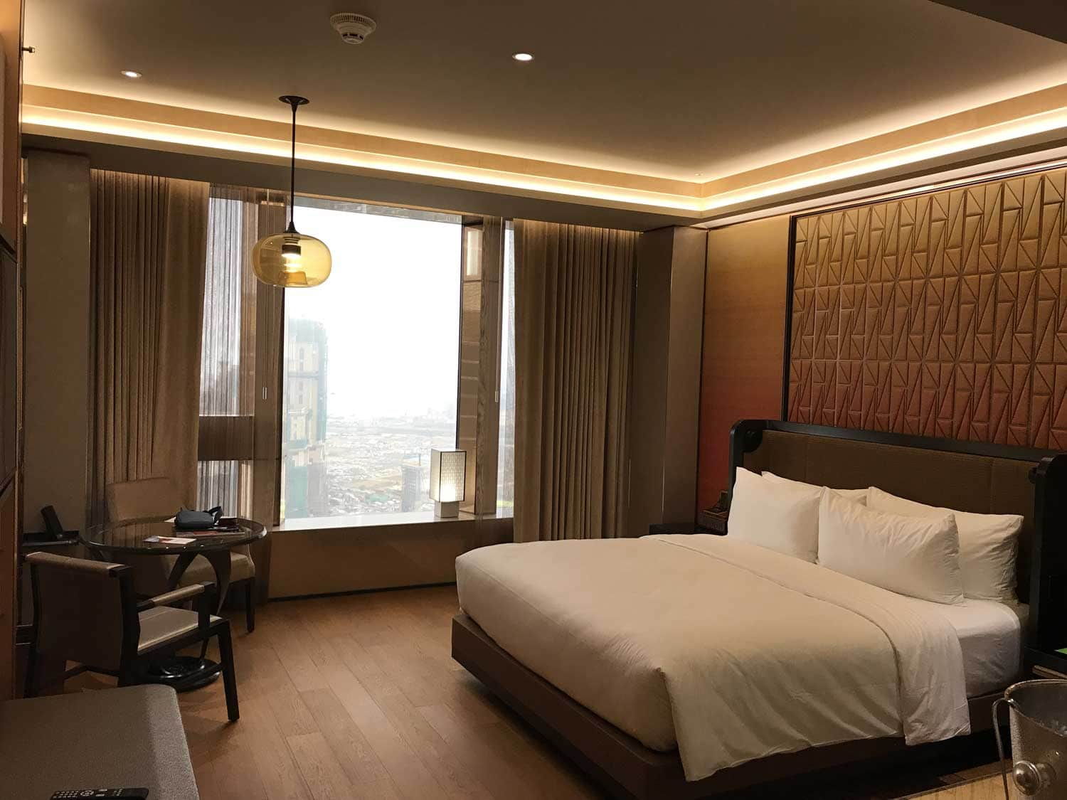 MGM Cotai Resort King room