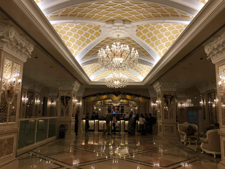 Rio Macau Lobby
