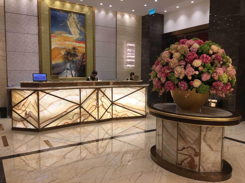 Hotel Royal Dragon Front Desk