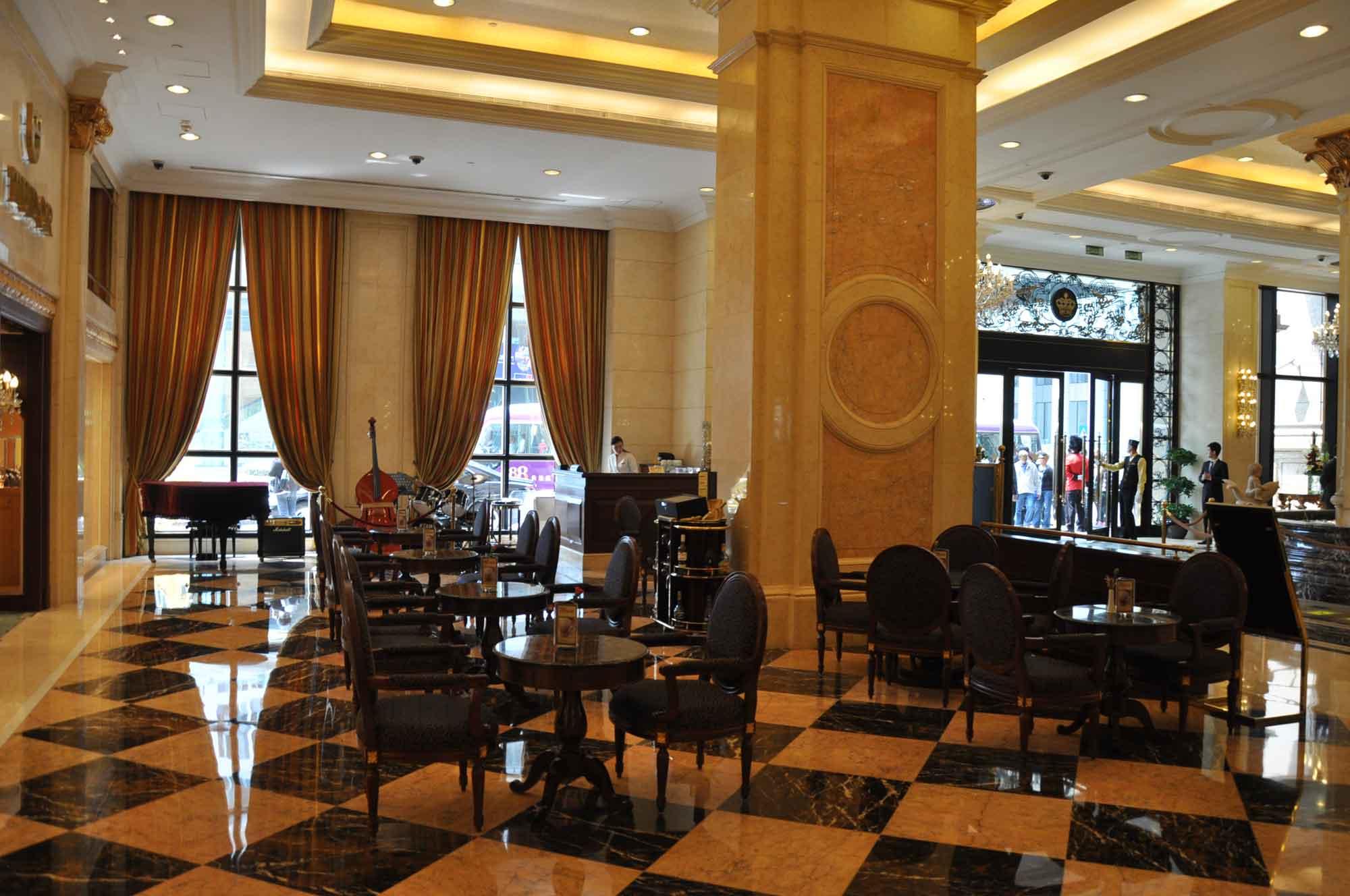 Grand Emperor Hotel Lobby Lounge