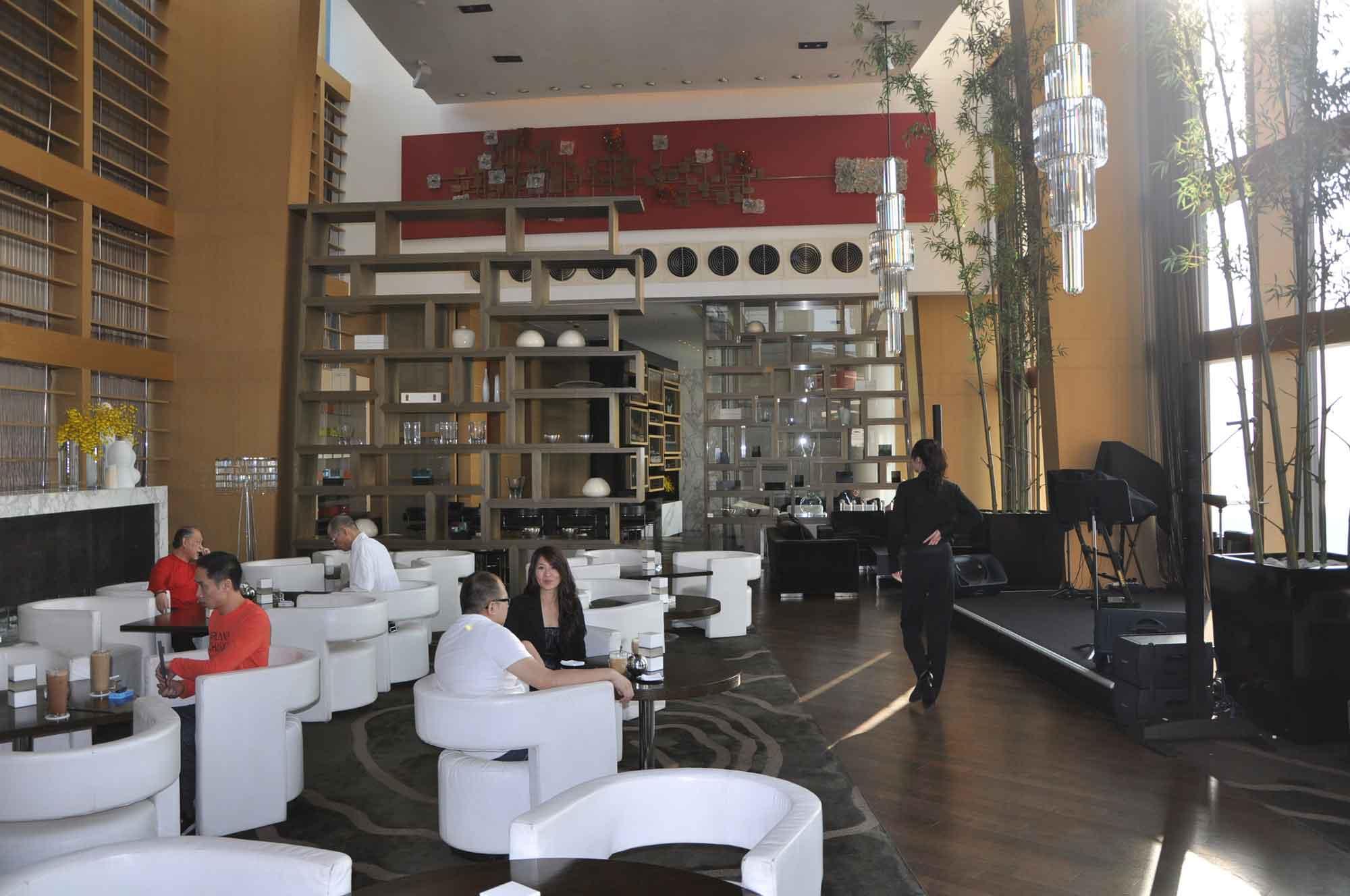 38 Lounge at Altira Macau