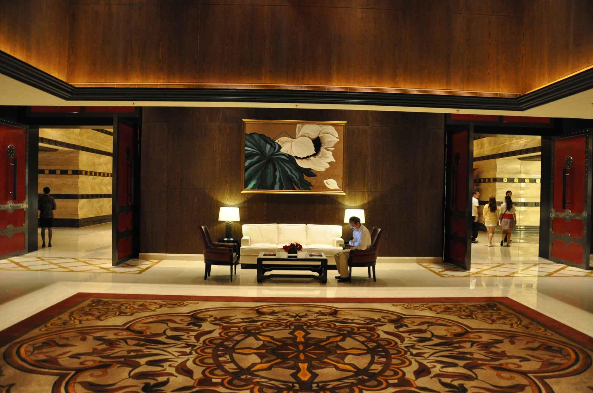 Conrad Macau lobby