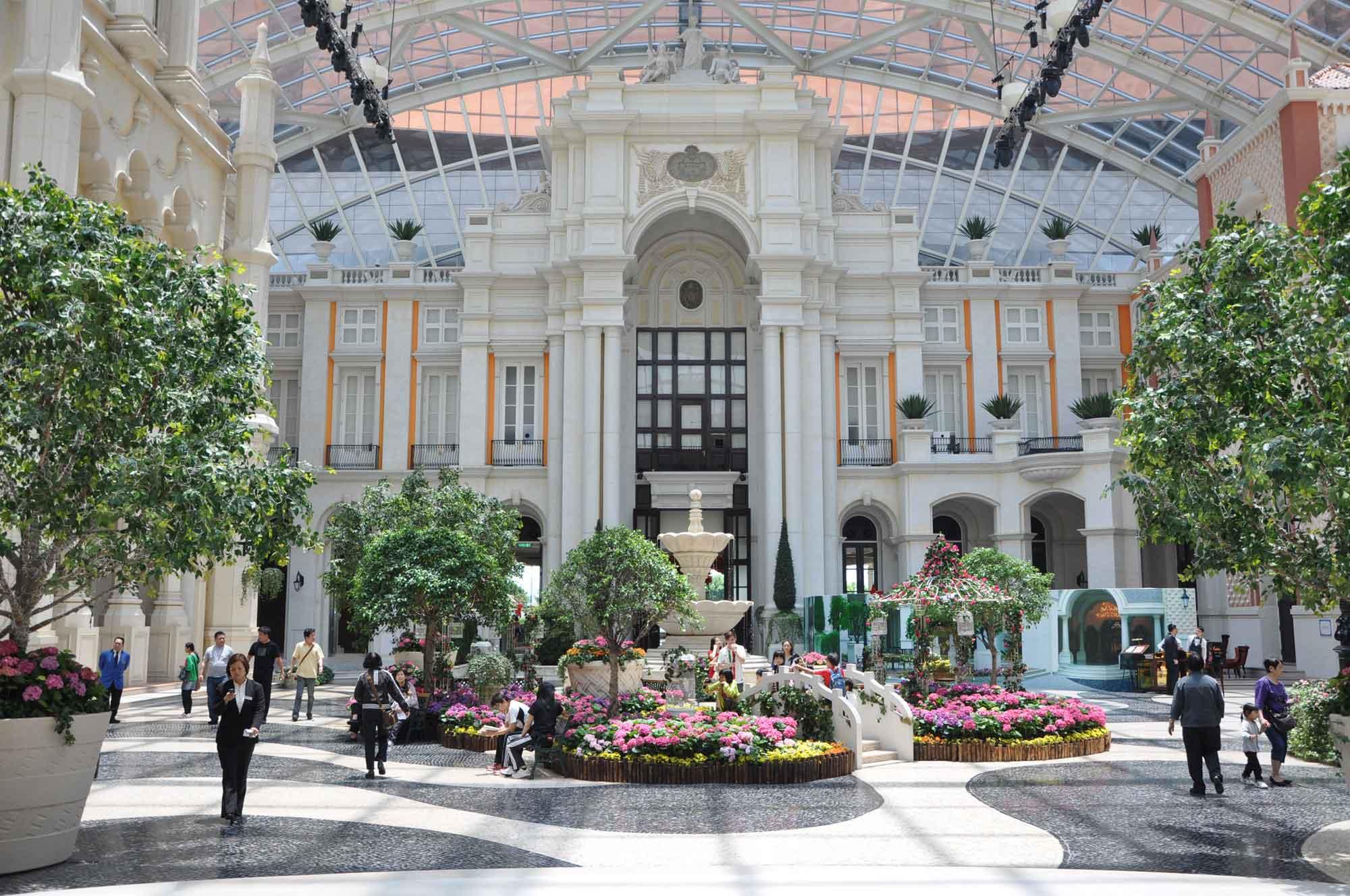 MGM Macau Grande Praca