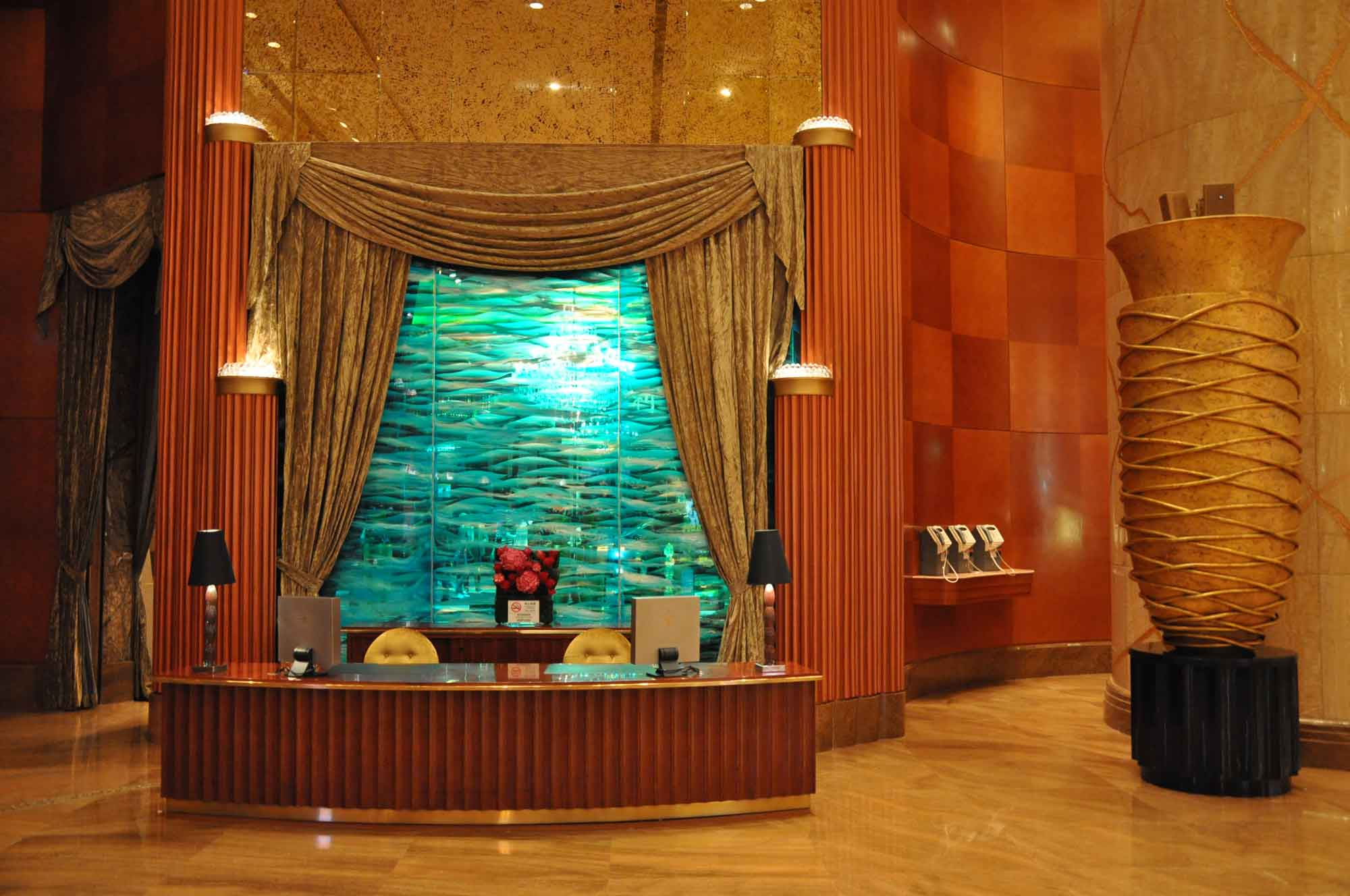 Starworld Macau concierge