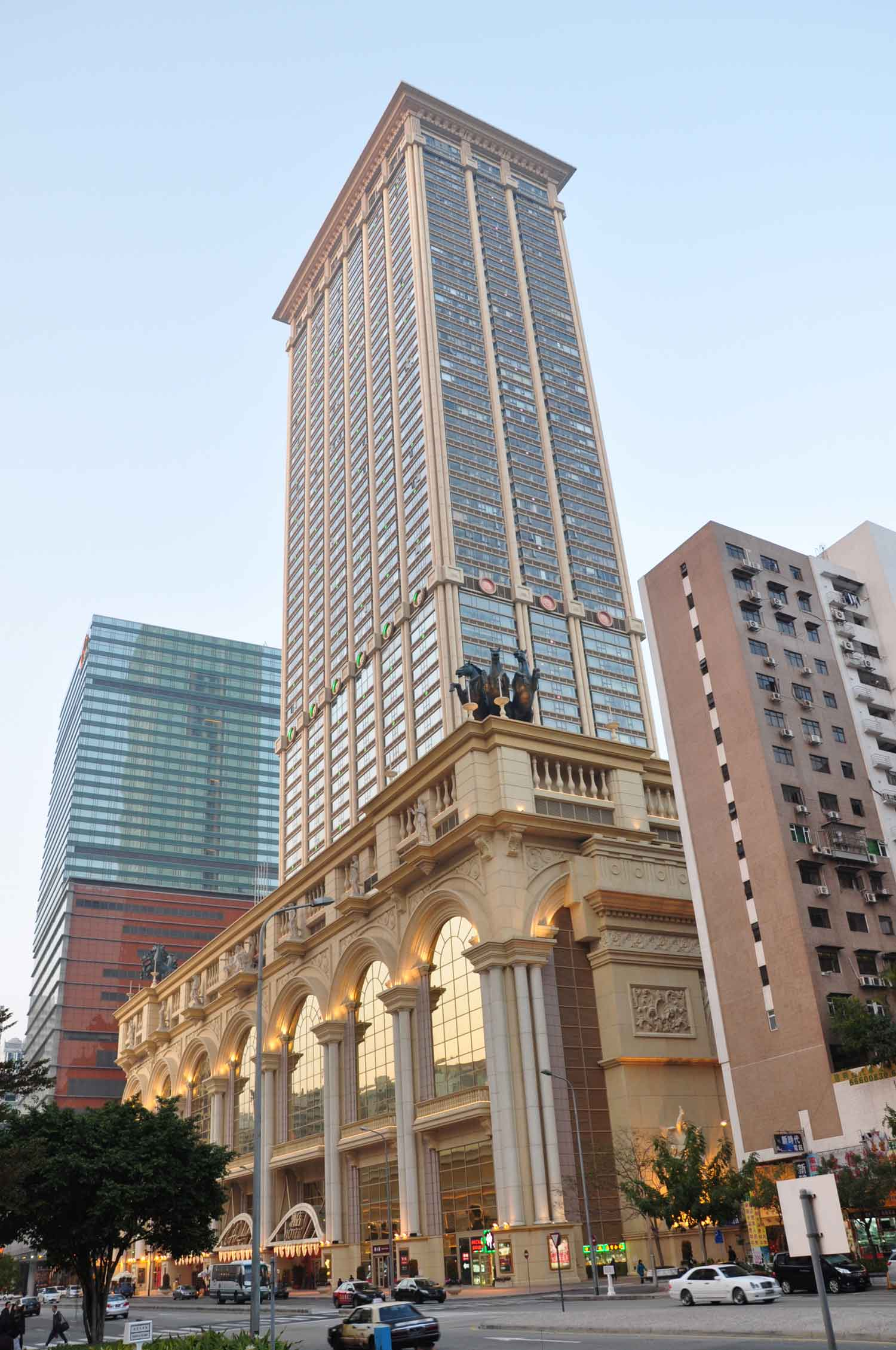 L'Arc Macau hotel and casino