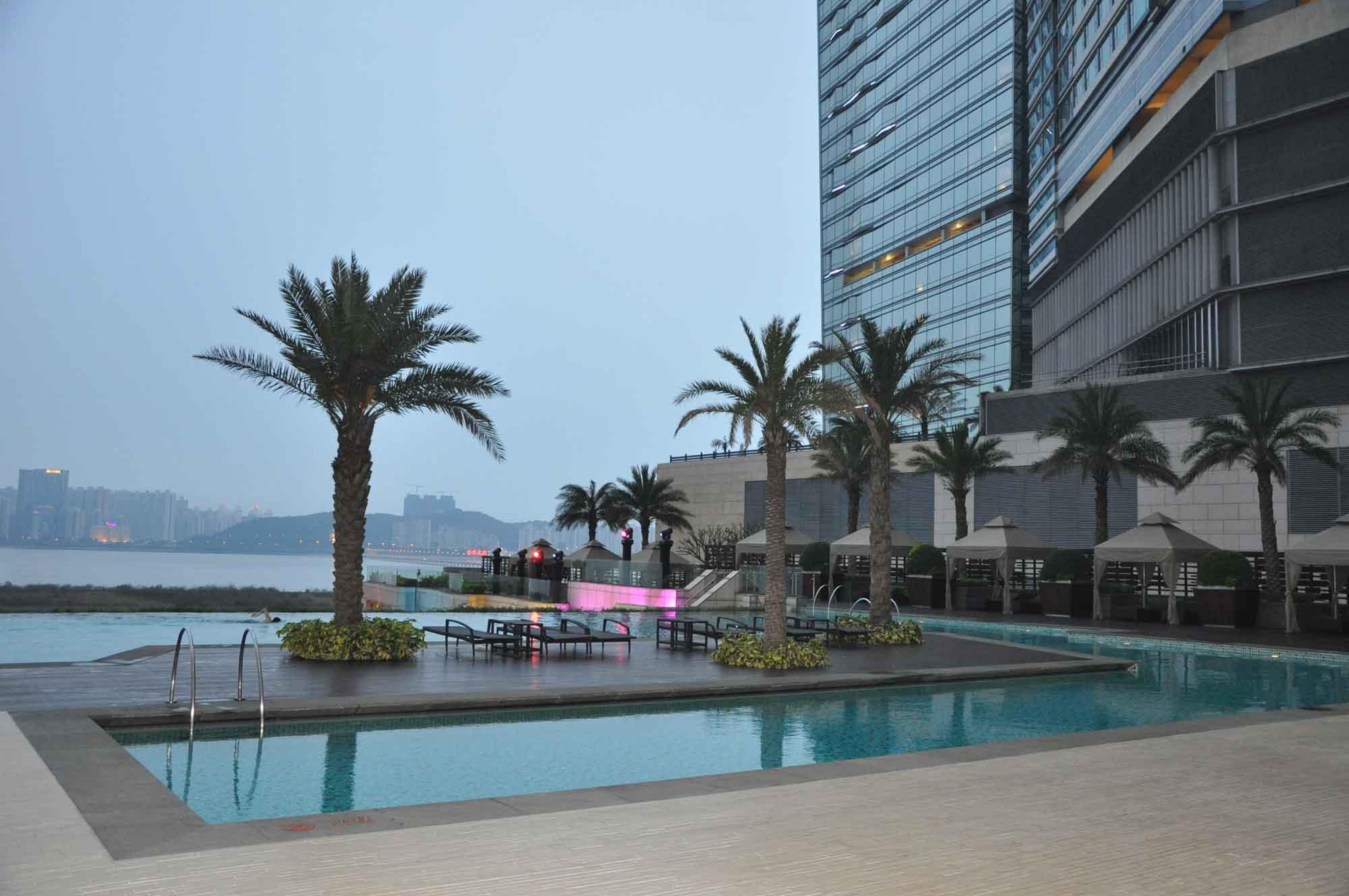MGM Macau pool