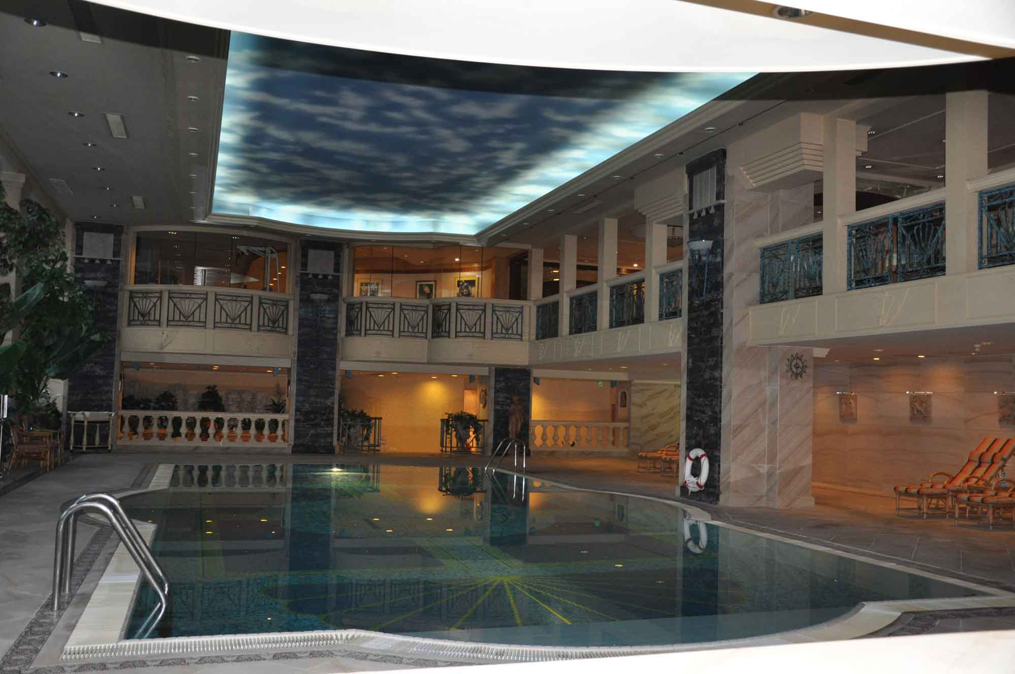 New Orient Landmark indoor swimming pool