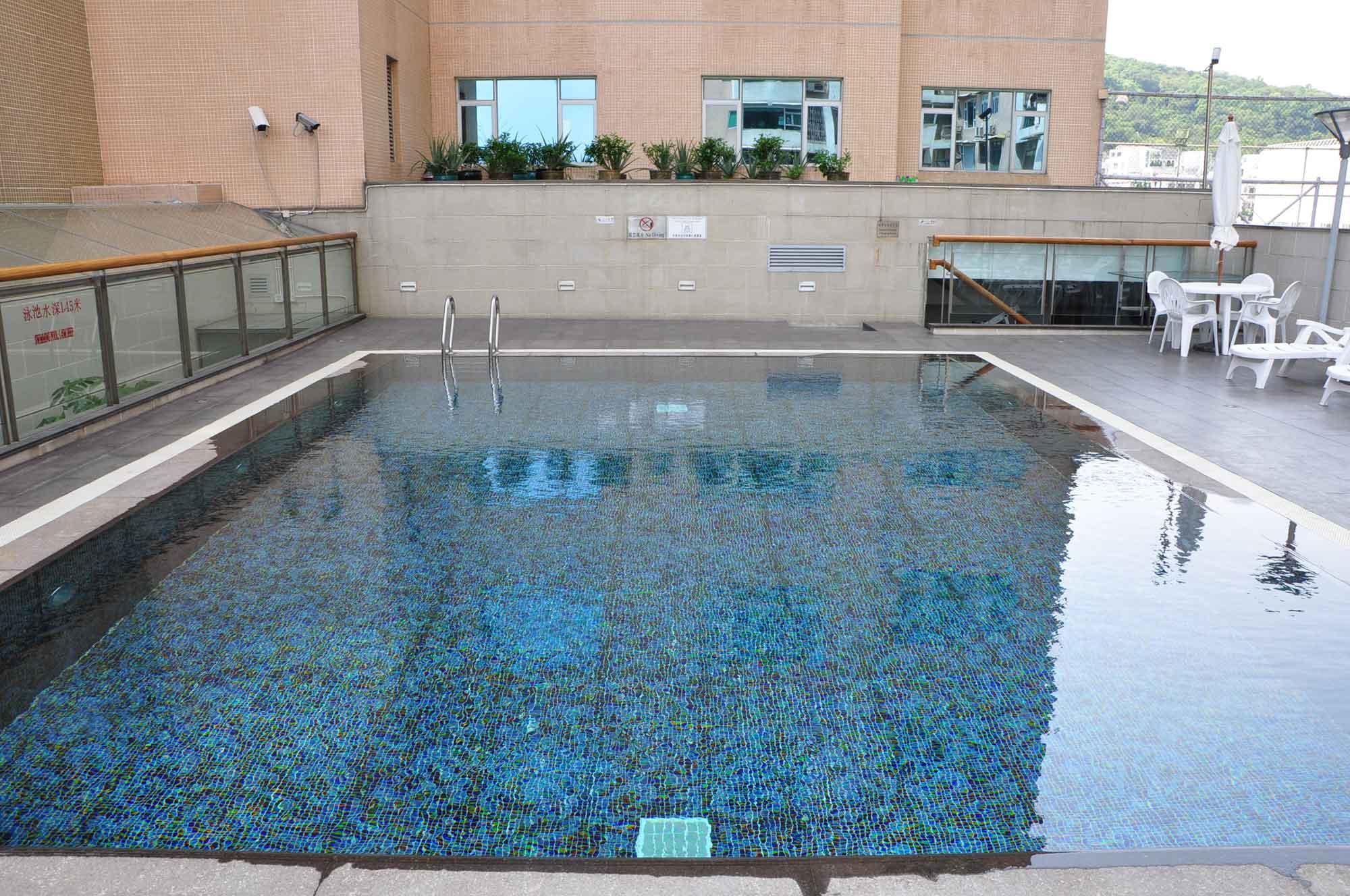 Grand Dragon Hotel outdoor swimming pool