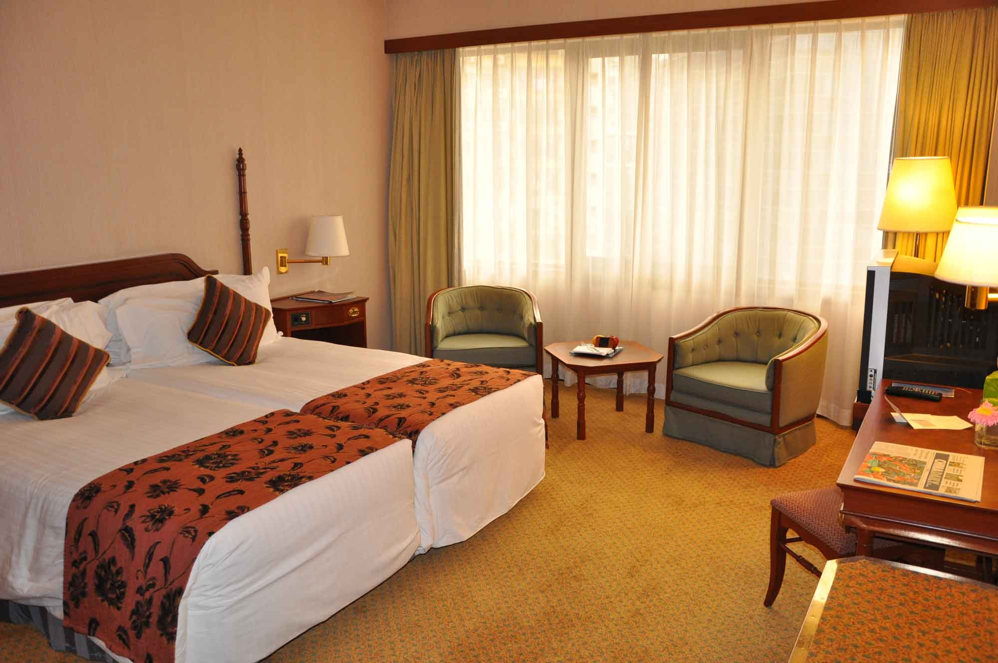 Grand Lapa Macau Deluxe Room