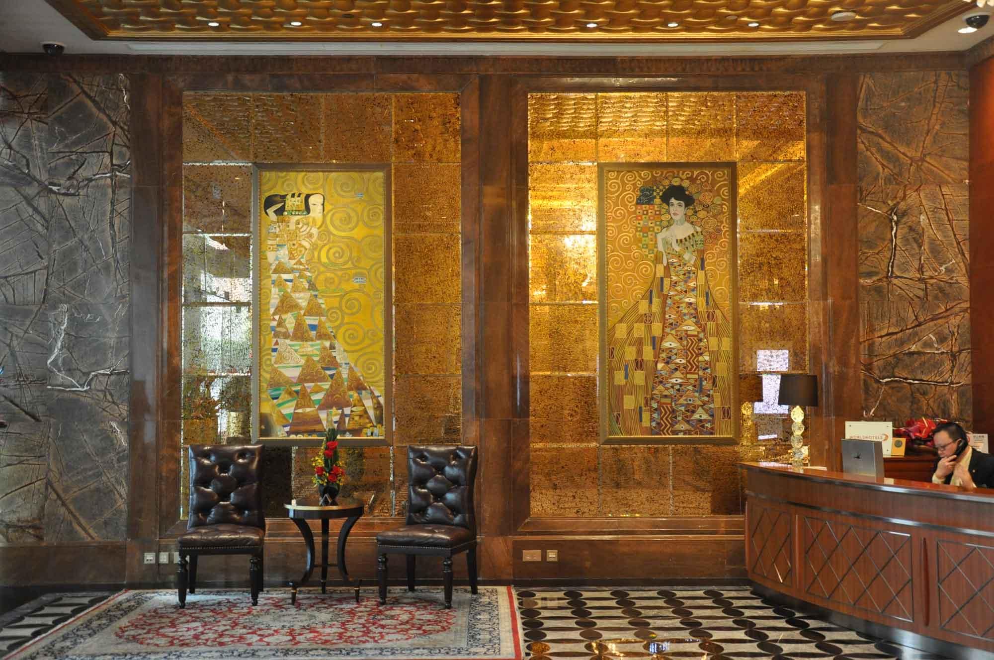 Starworld Macau VIP lobby