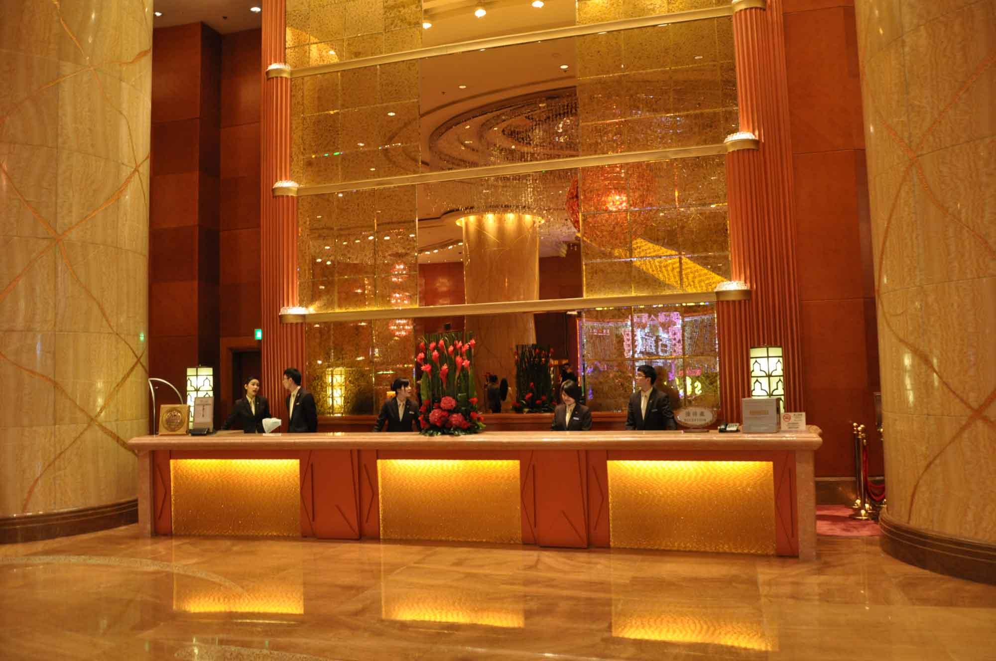 Starworld Macau front desk