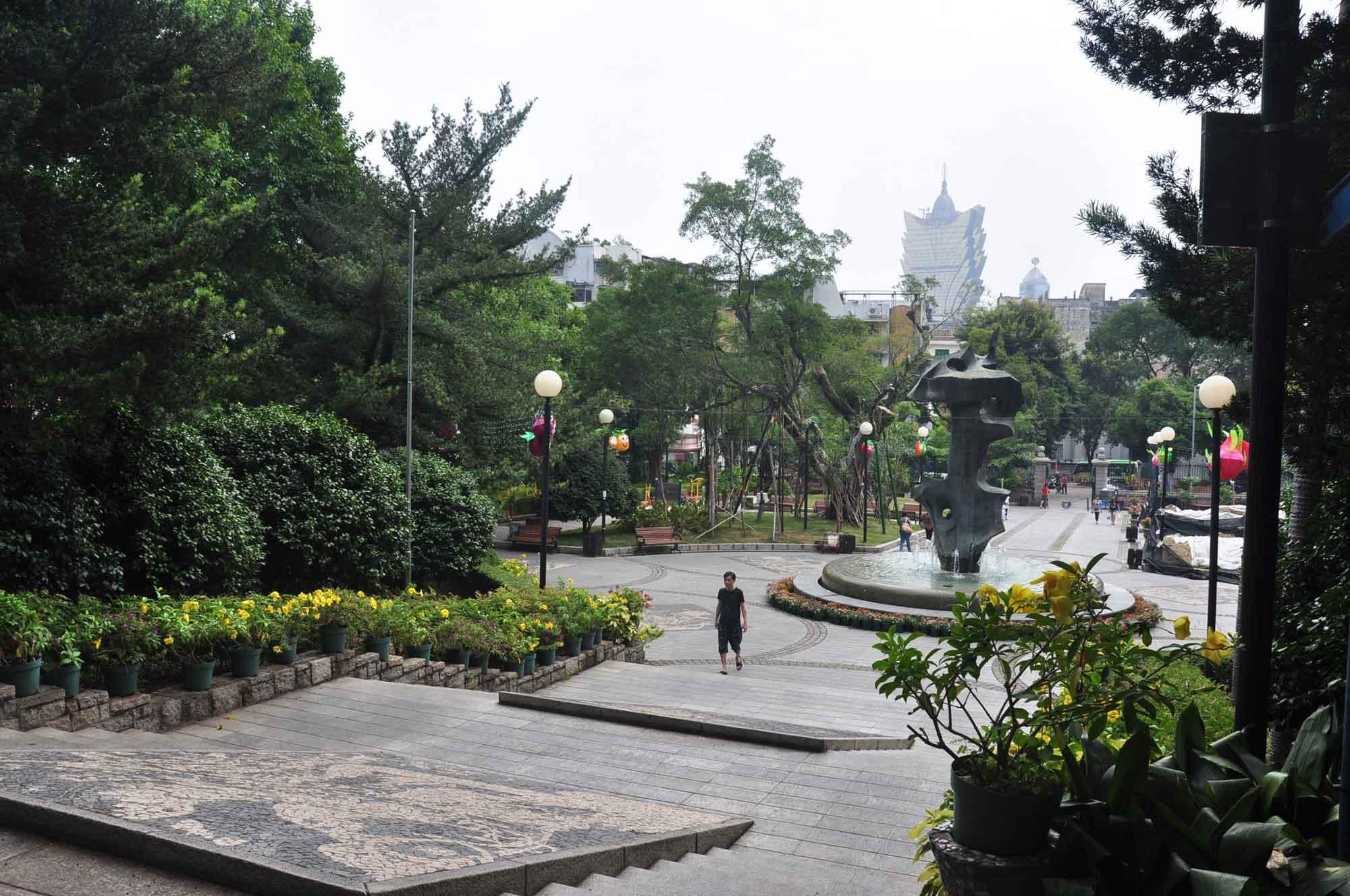 Camoes Park Macau