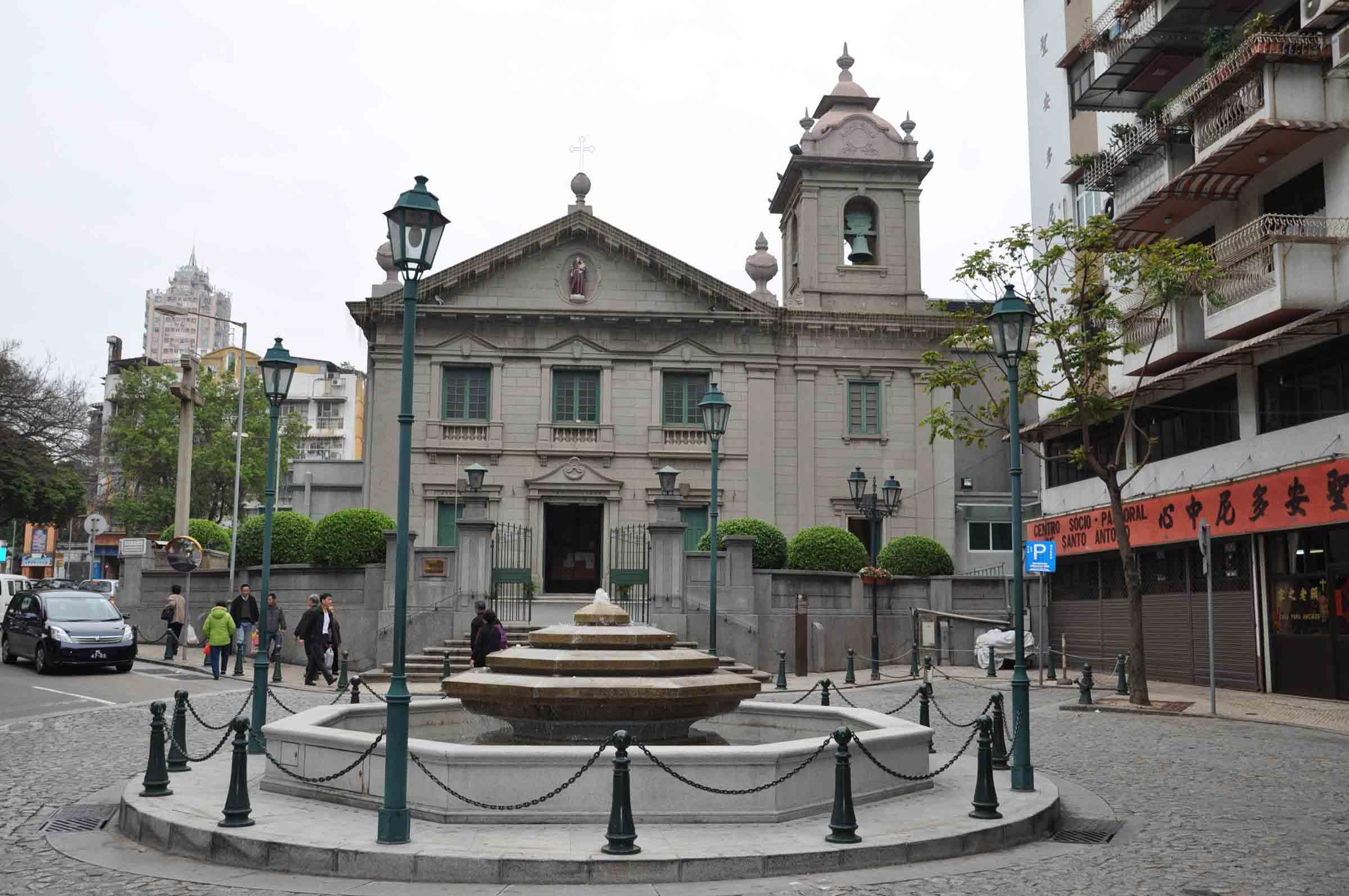 St Anthony Church Macau