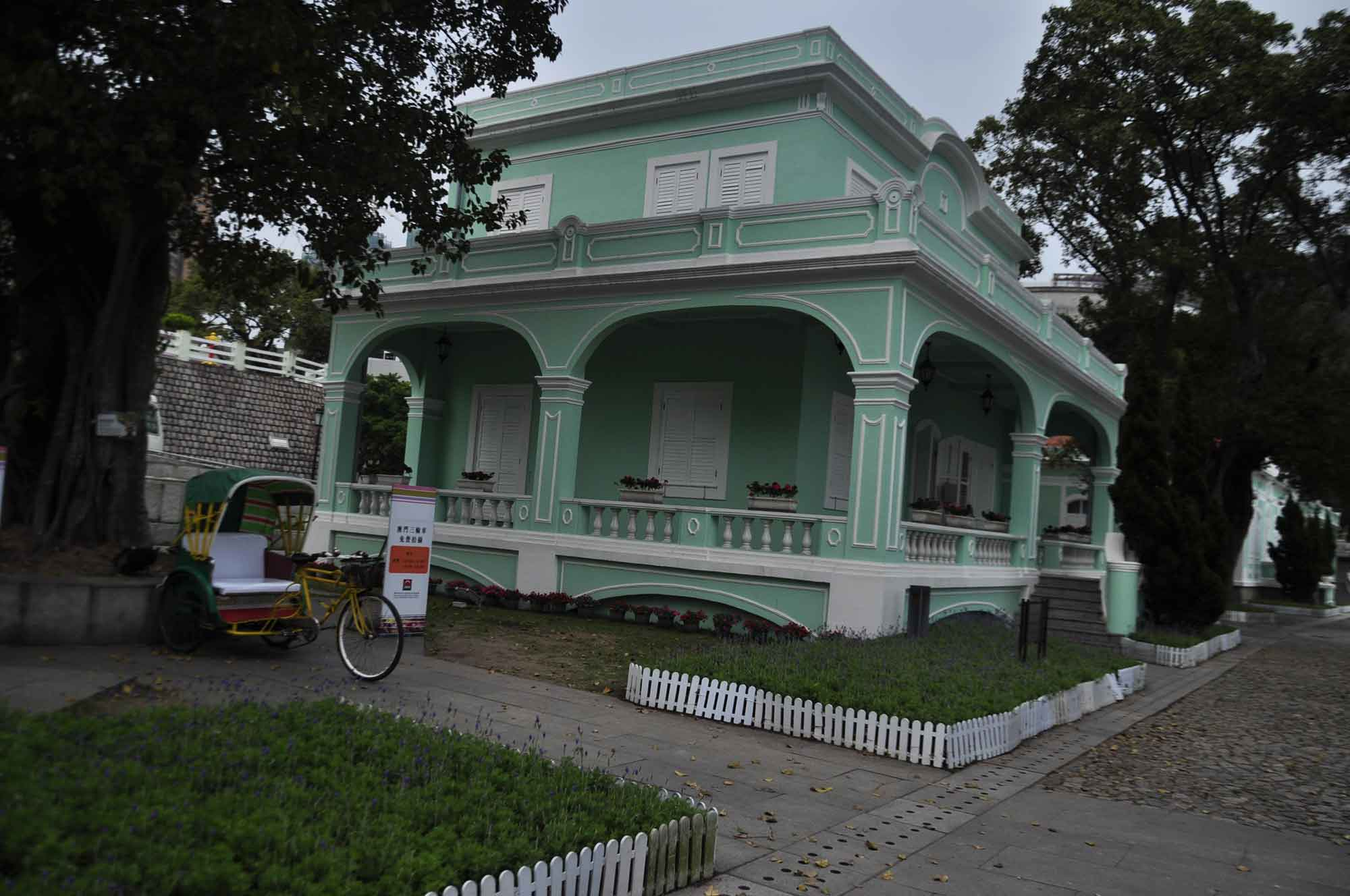 Macau Museum Guide: Taipa Houses Museum