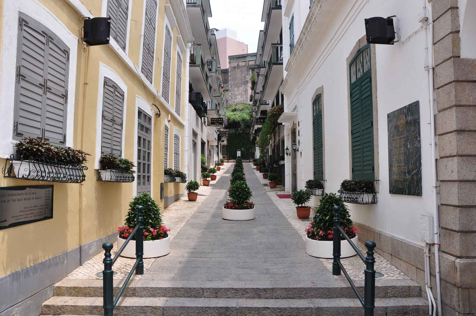 Travessa da Misericordia Macau