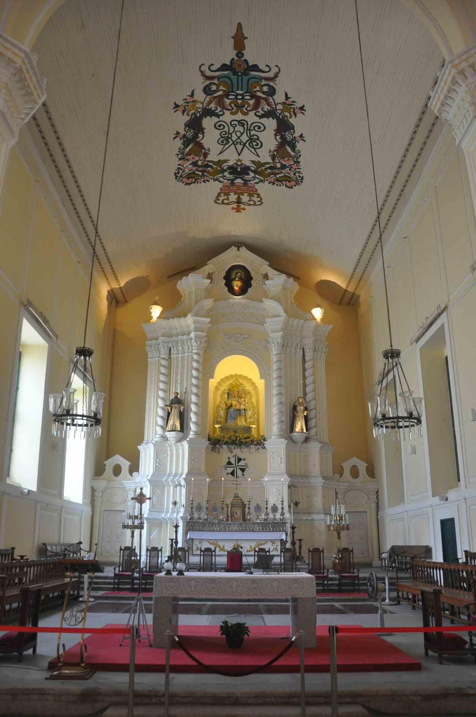 St. Dominic's Church main altar