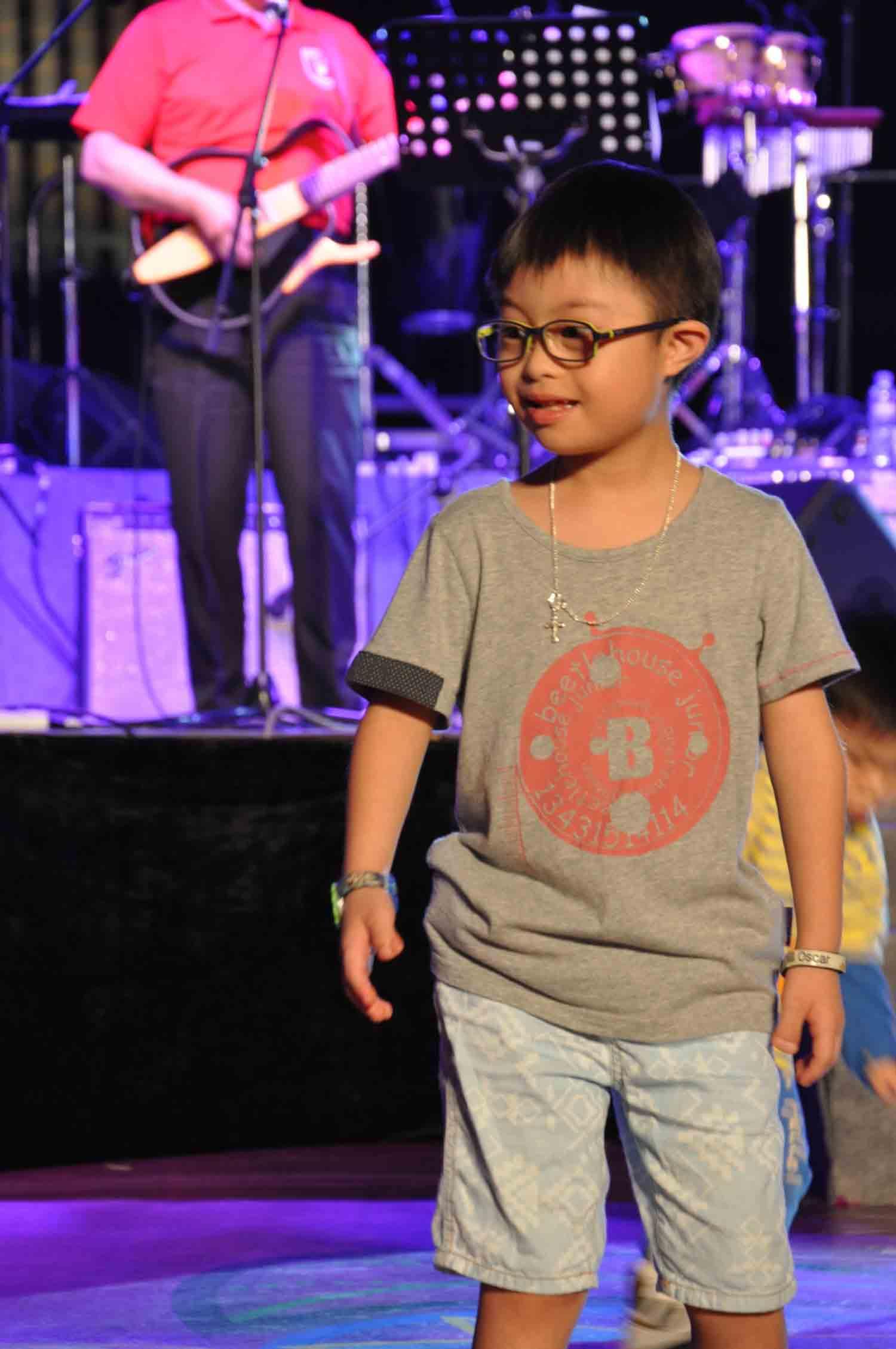 Macau Lusofonia Festival boy