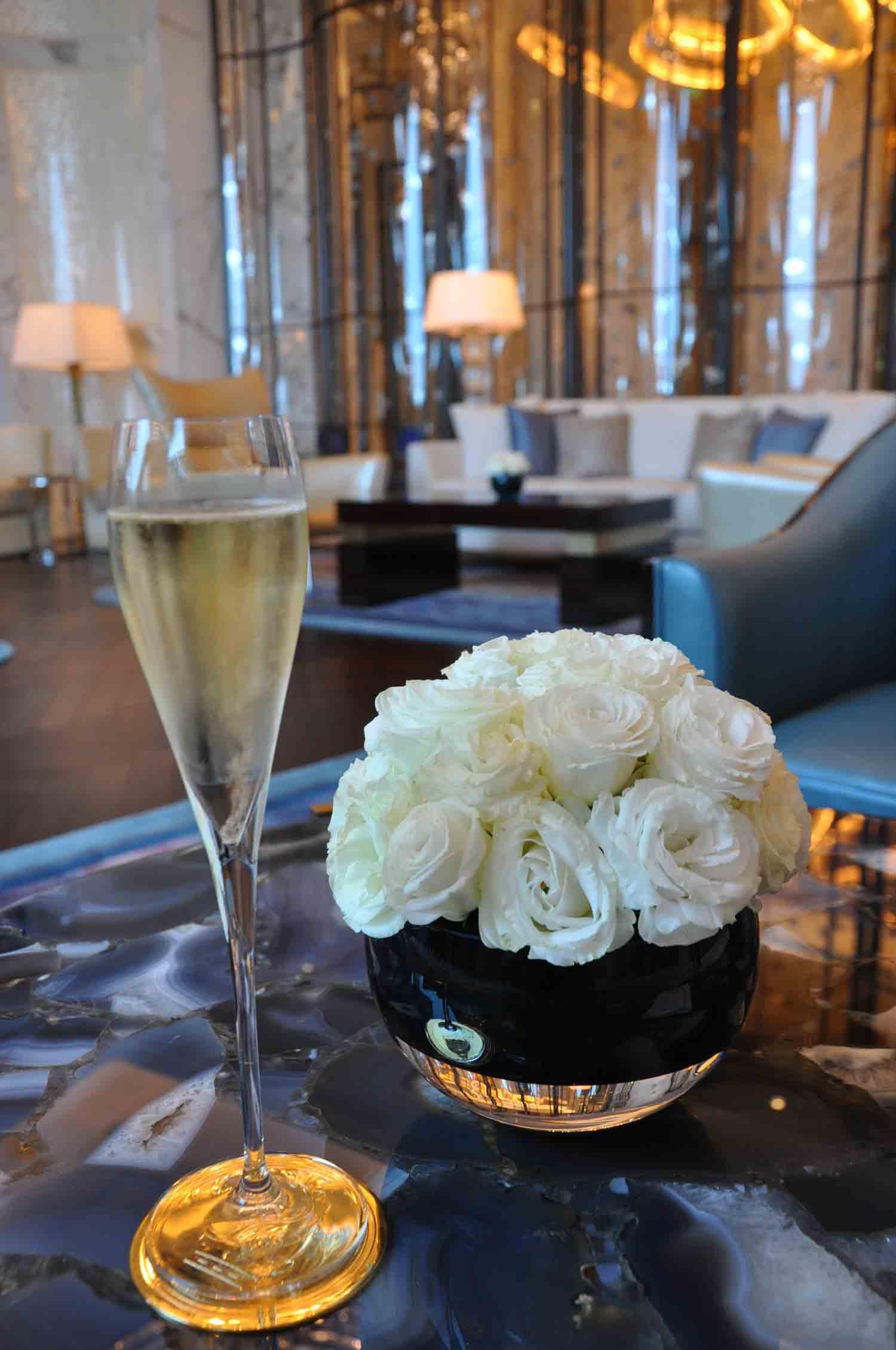 Ritz-Carlton Macau Champagne on the 51st Floor