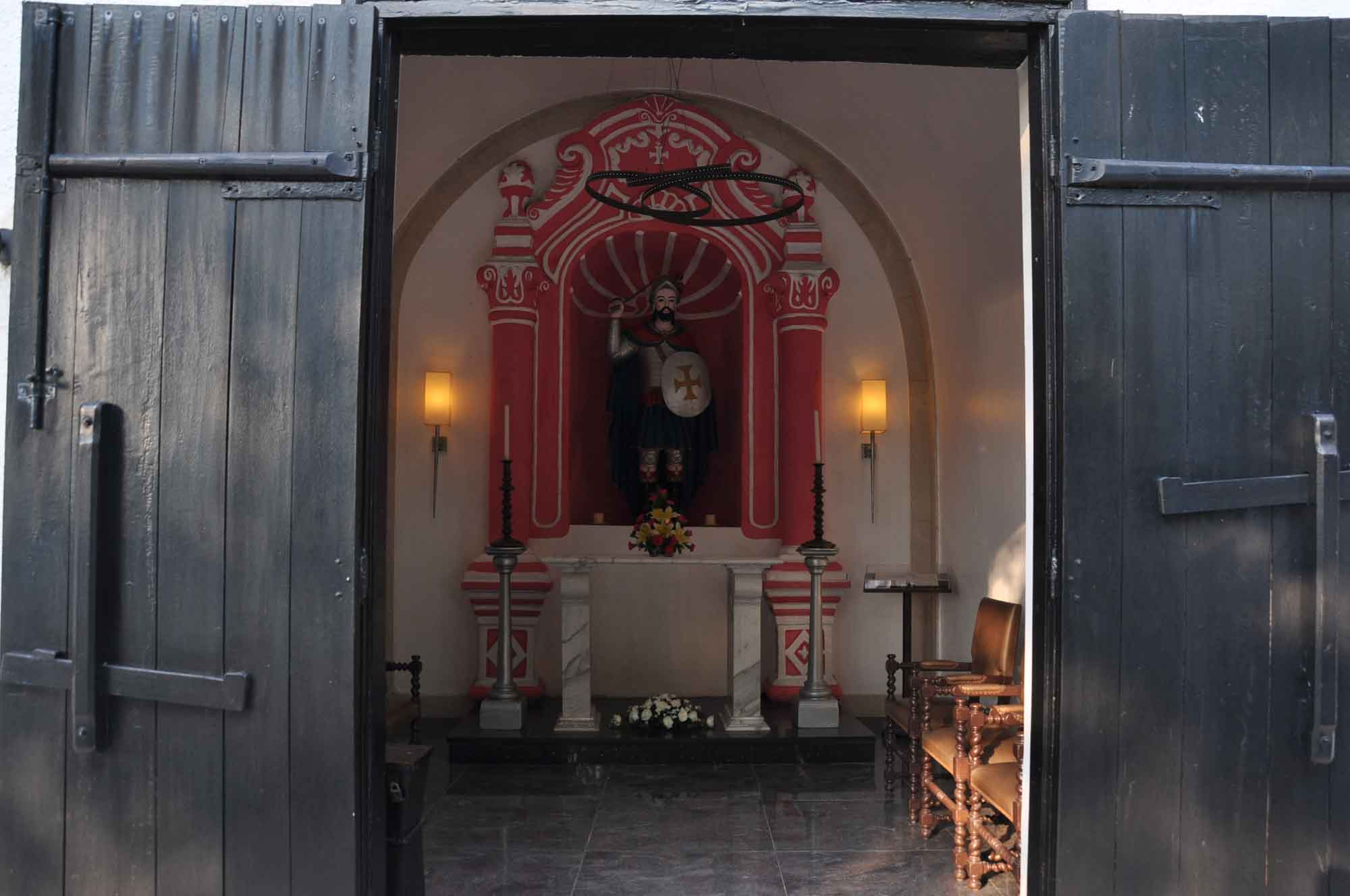 Chapel of Saint James Macau