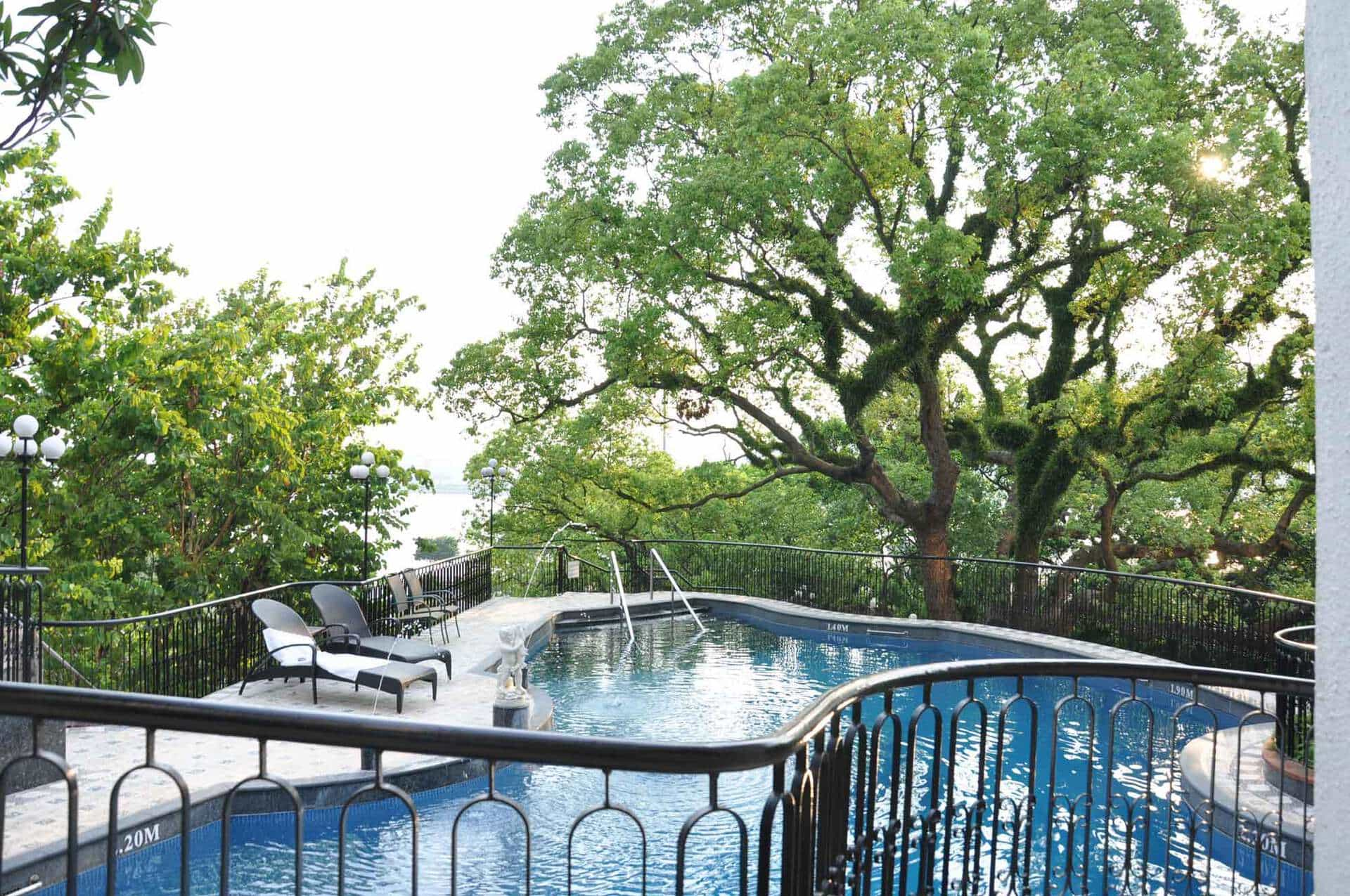 Pousada de Sao Tiago Macau Barra Suite pool