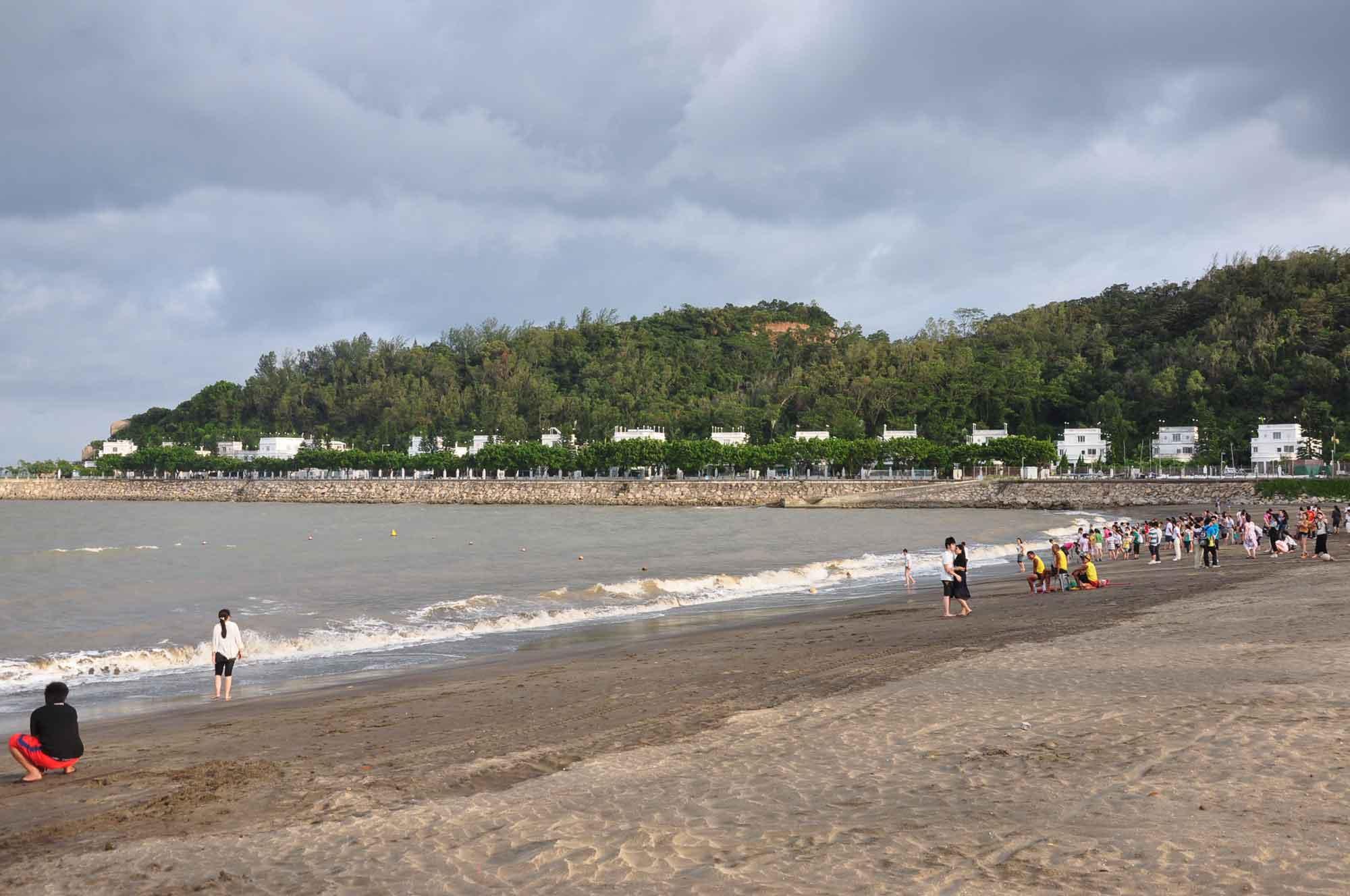 Hac Sa Beach Macau
