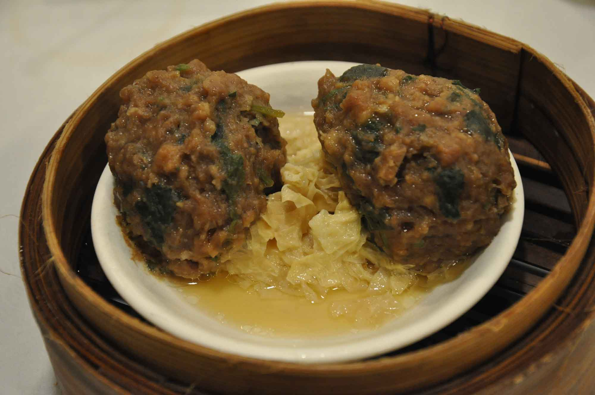 Ka Nin Wa Macau Nostalgia Beef Ball