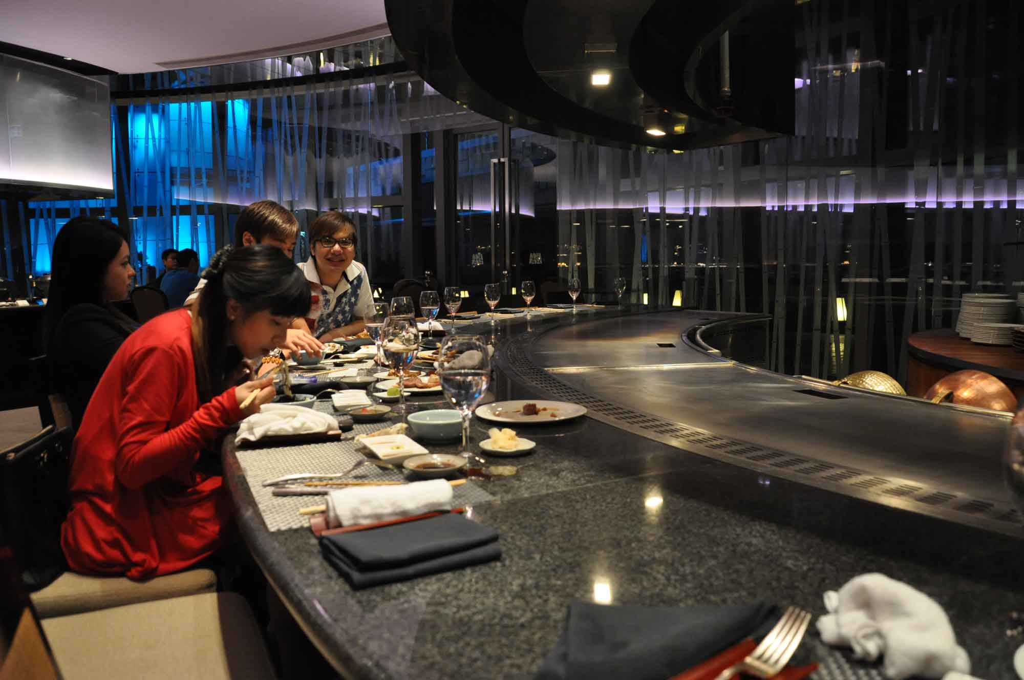 Kira Japanese restaurant Altira Macau