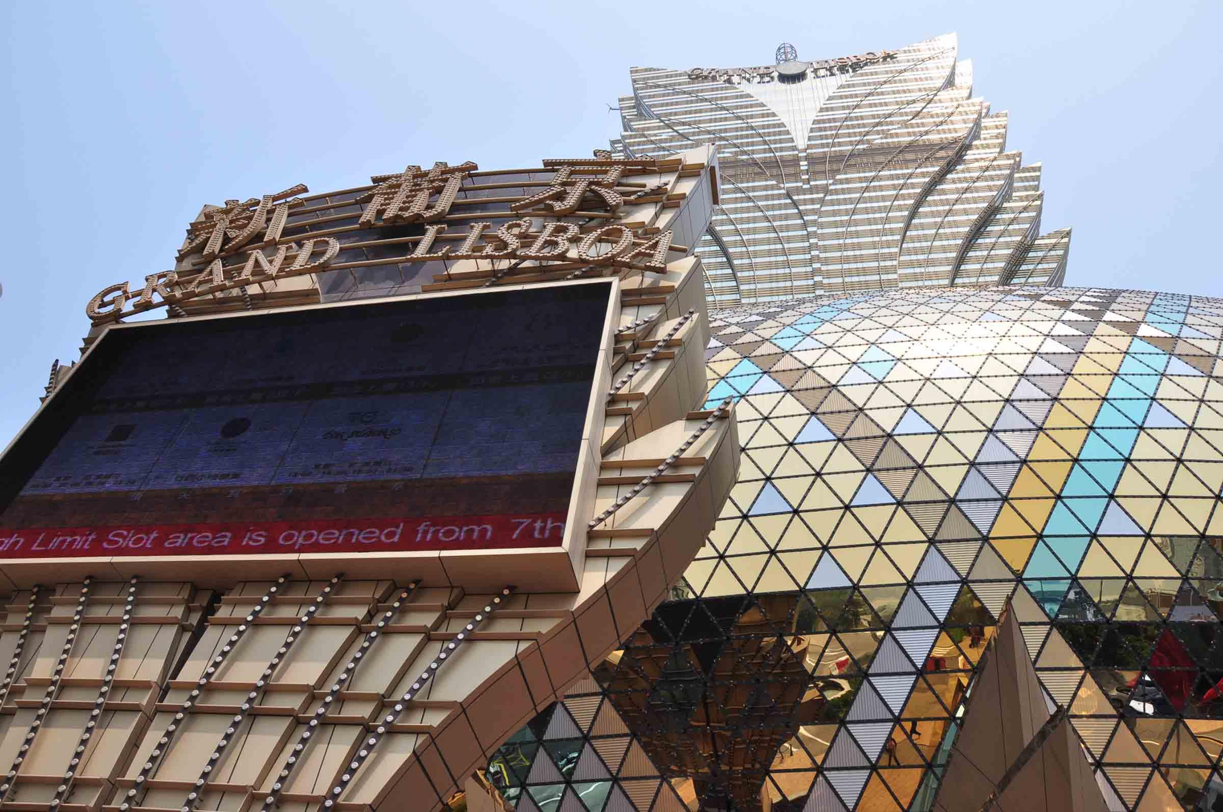Grand Lisboa, Macau Casinos