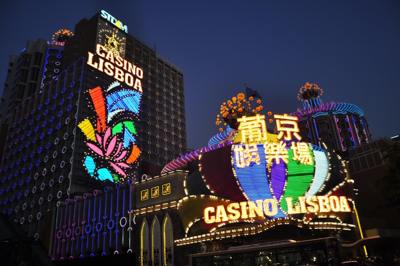 Macau casinos, Lisboa casino