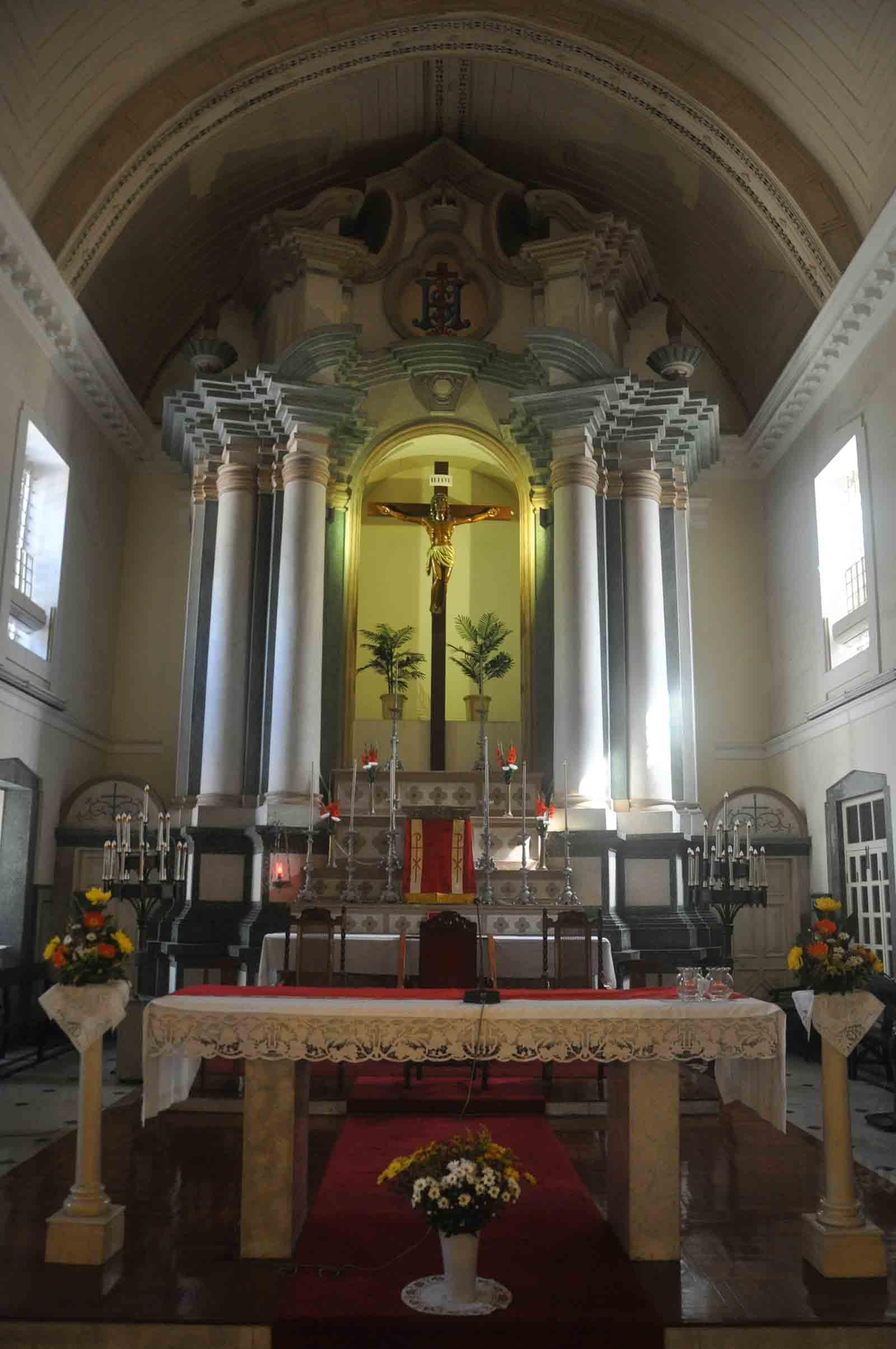 St. Anthony's Church main altar