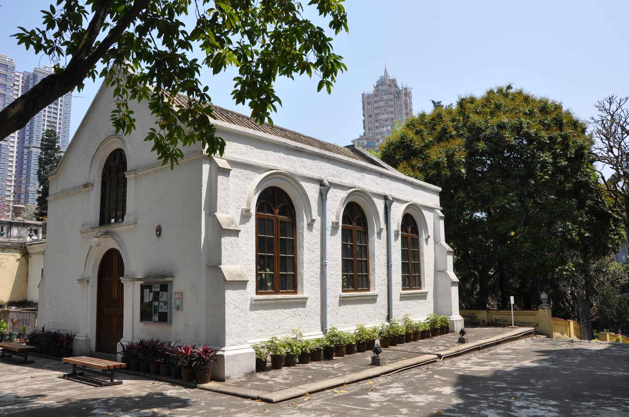 Morrison Chapel Macau