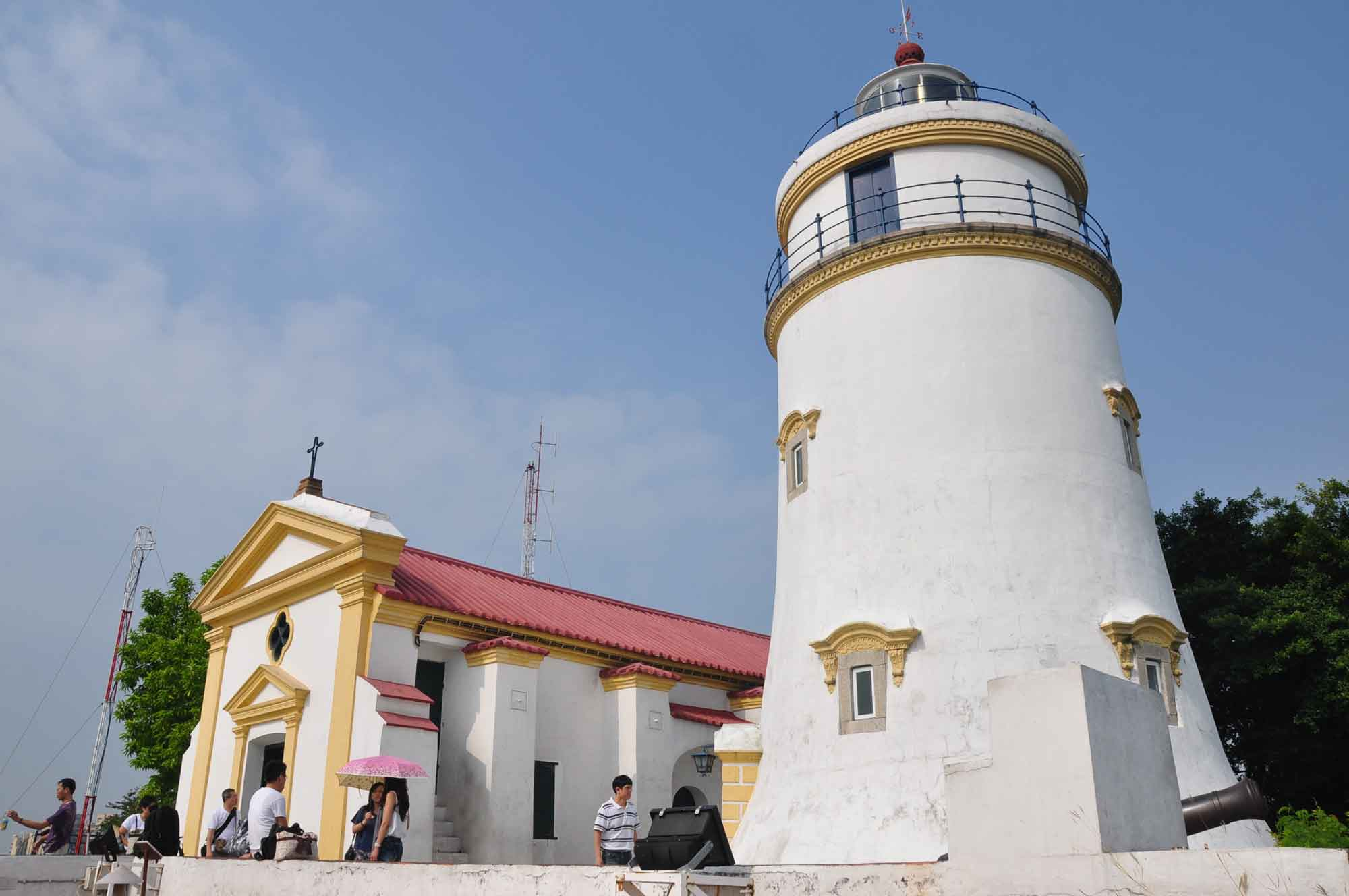 Guia Fortress and Guia Lighthouse