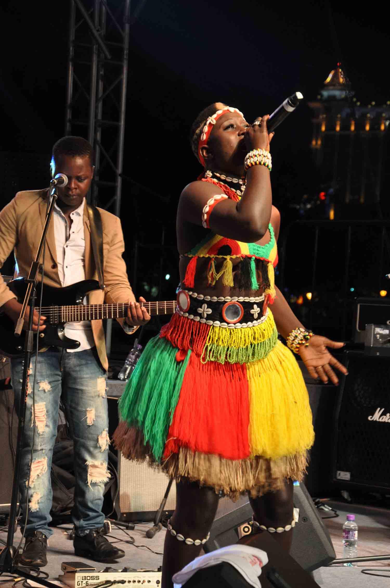 Lusofonia Festival Star Candinha Guiné