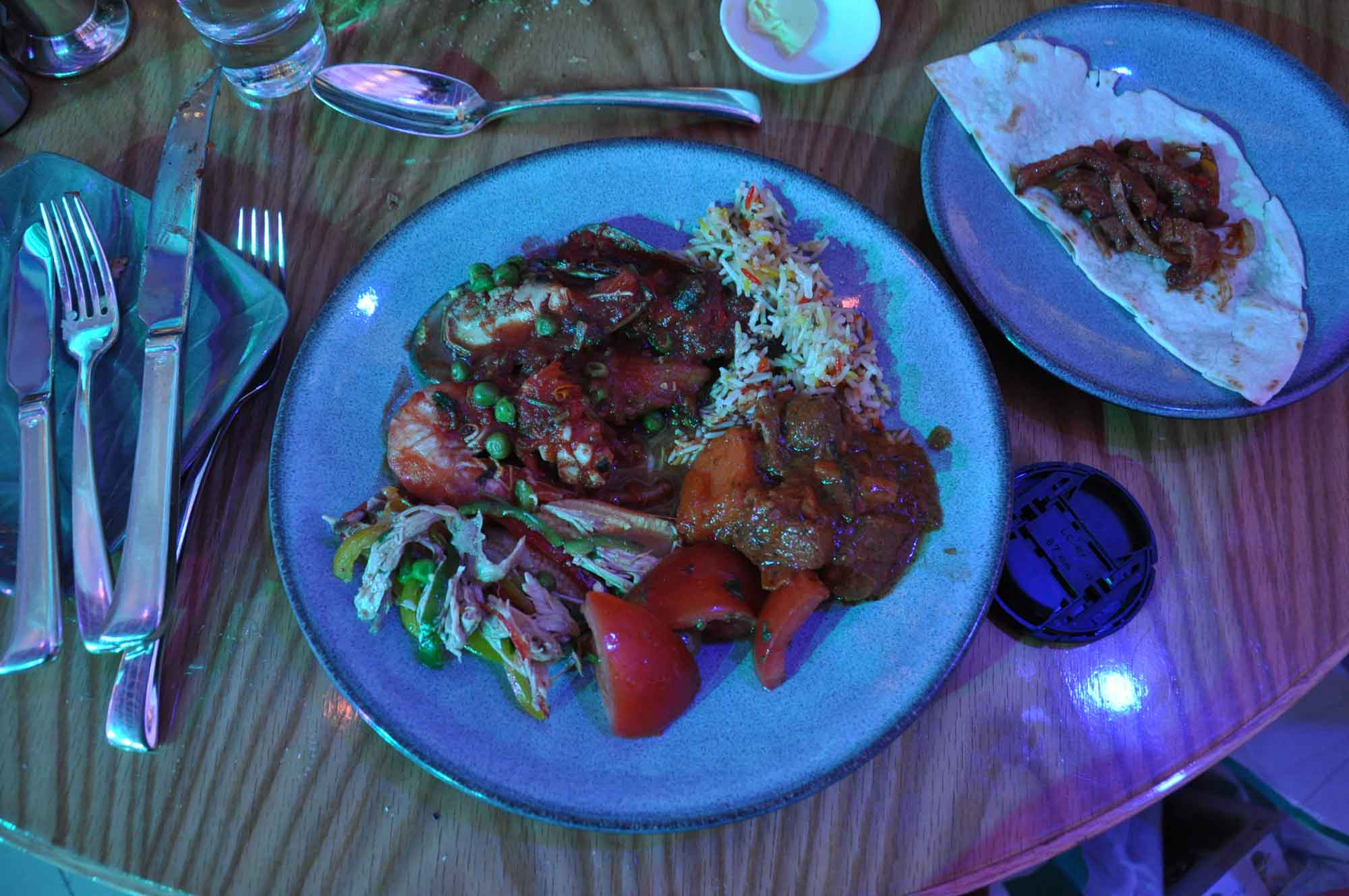 Rossio Macau buffet
