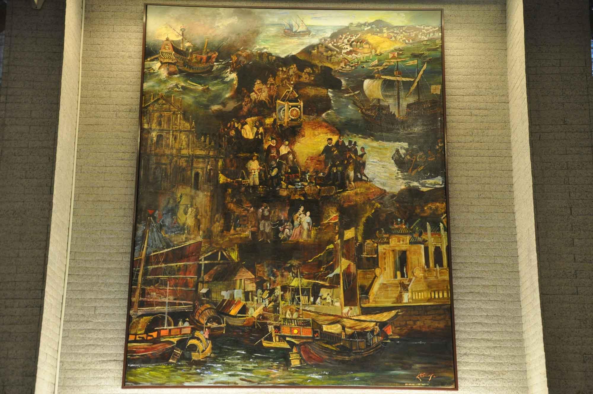 Macau Museums: Maritime Museum