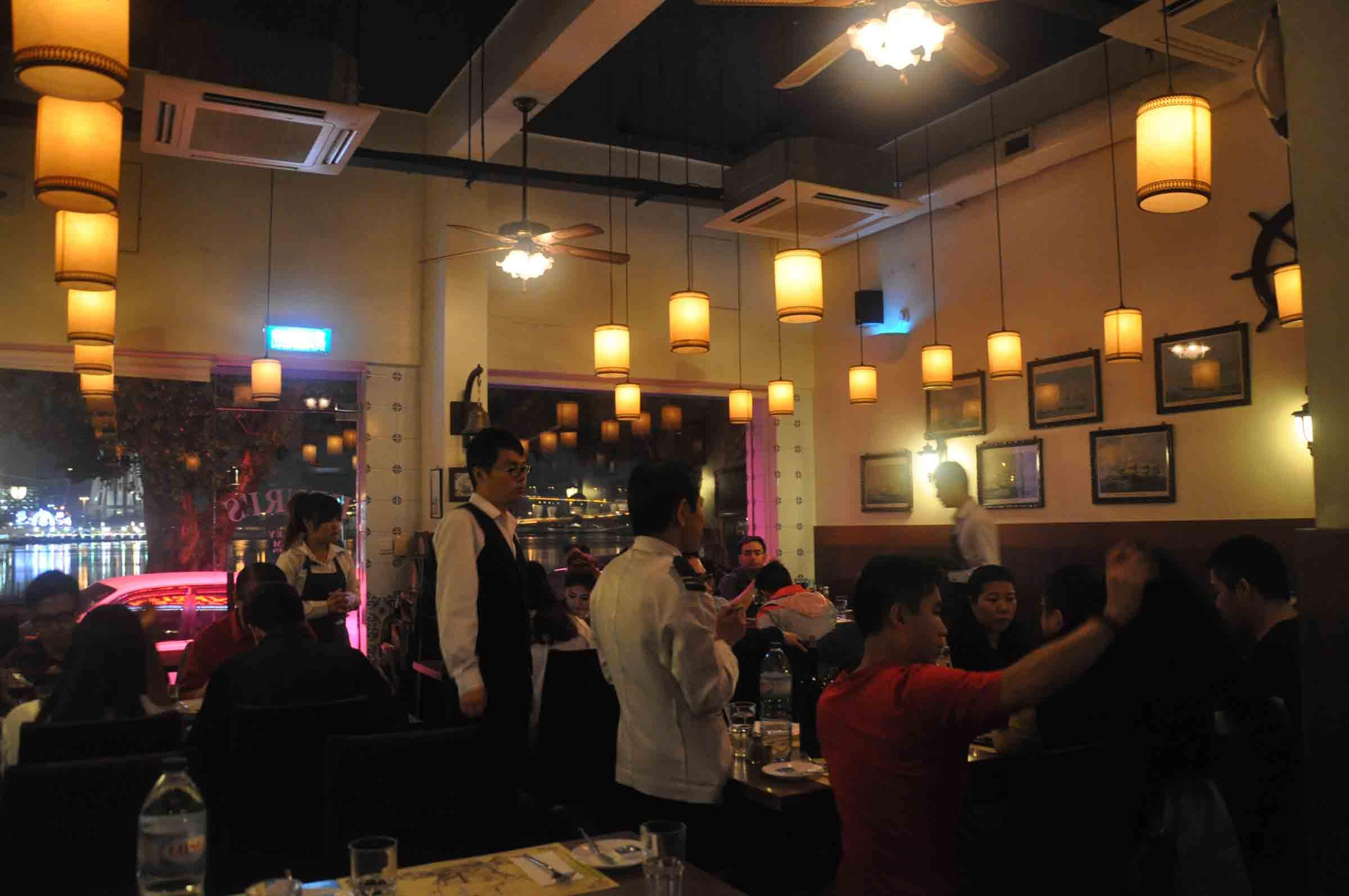 Best Macau restaurants: Henri's Galley Macau