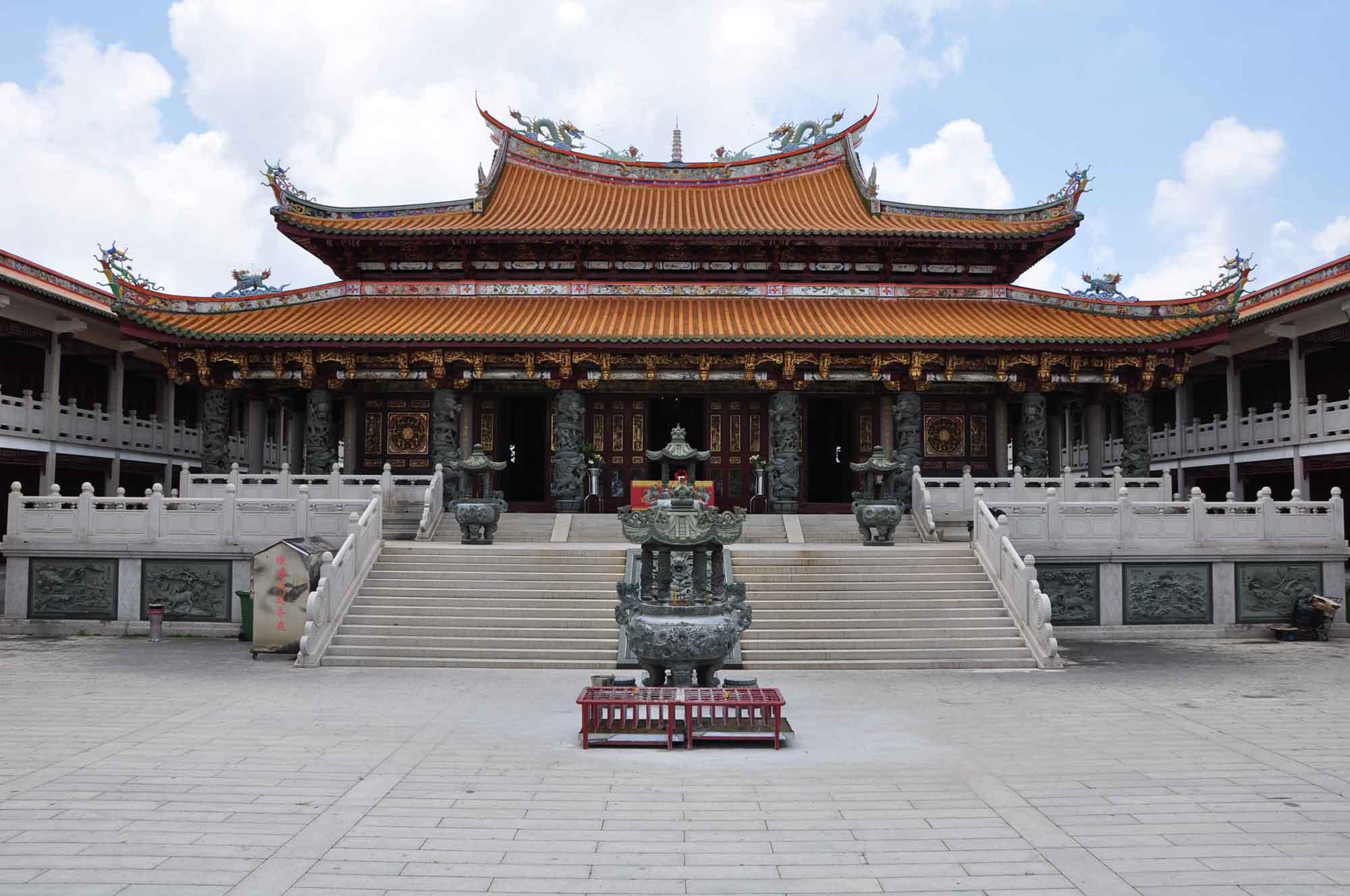 Coloane Temples: A Ma Cultural Village