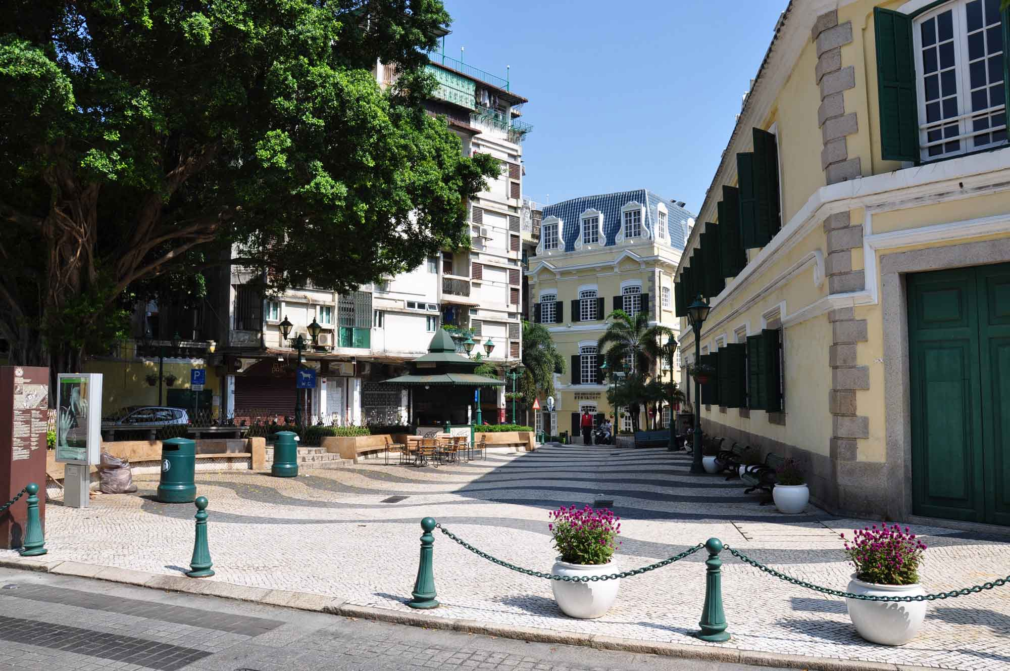 St. Augustine's Square Macau