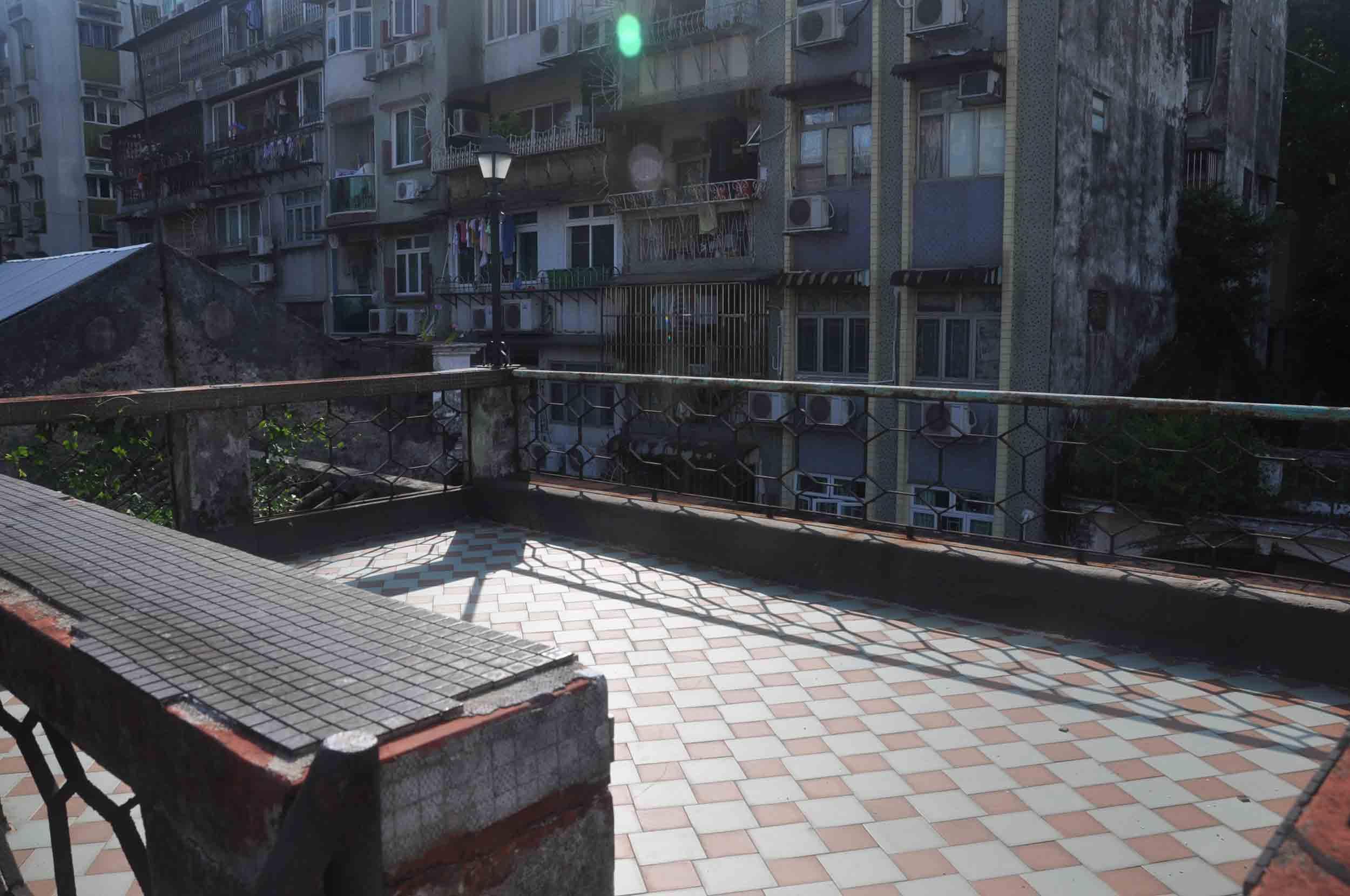 G32 Macau rooftop