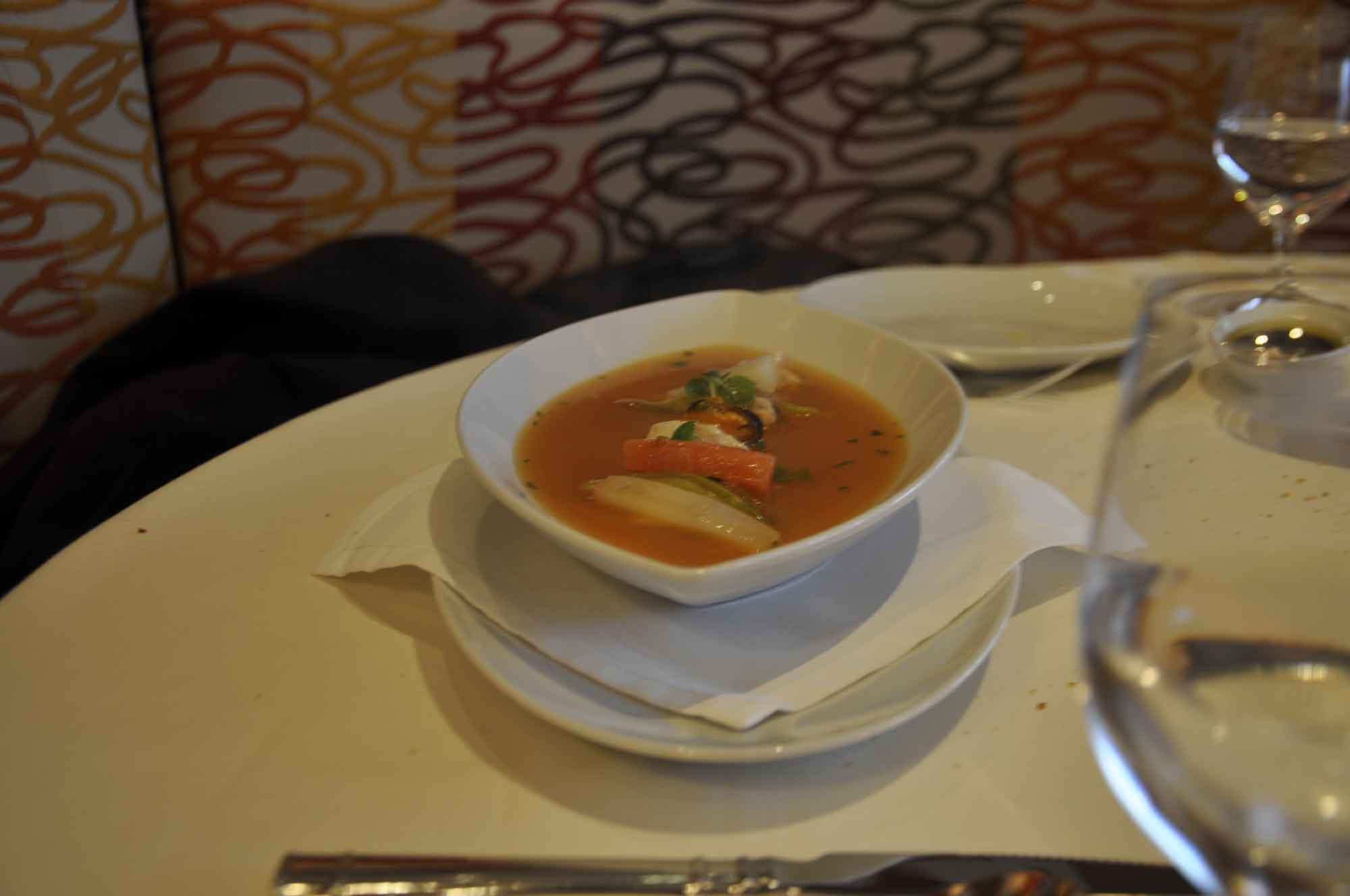 Il Treato Macau soup