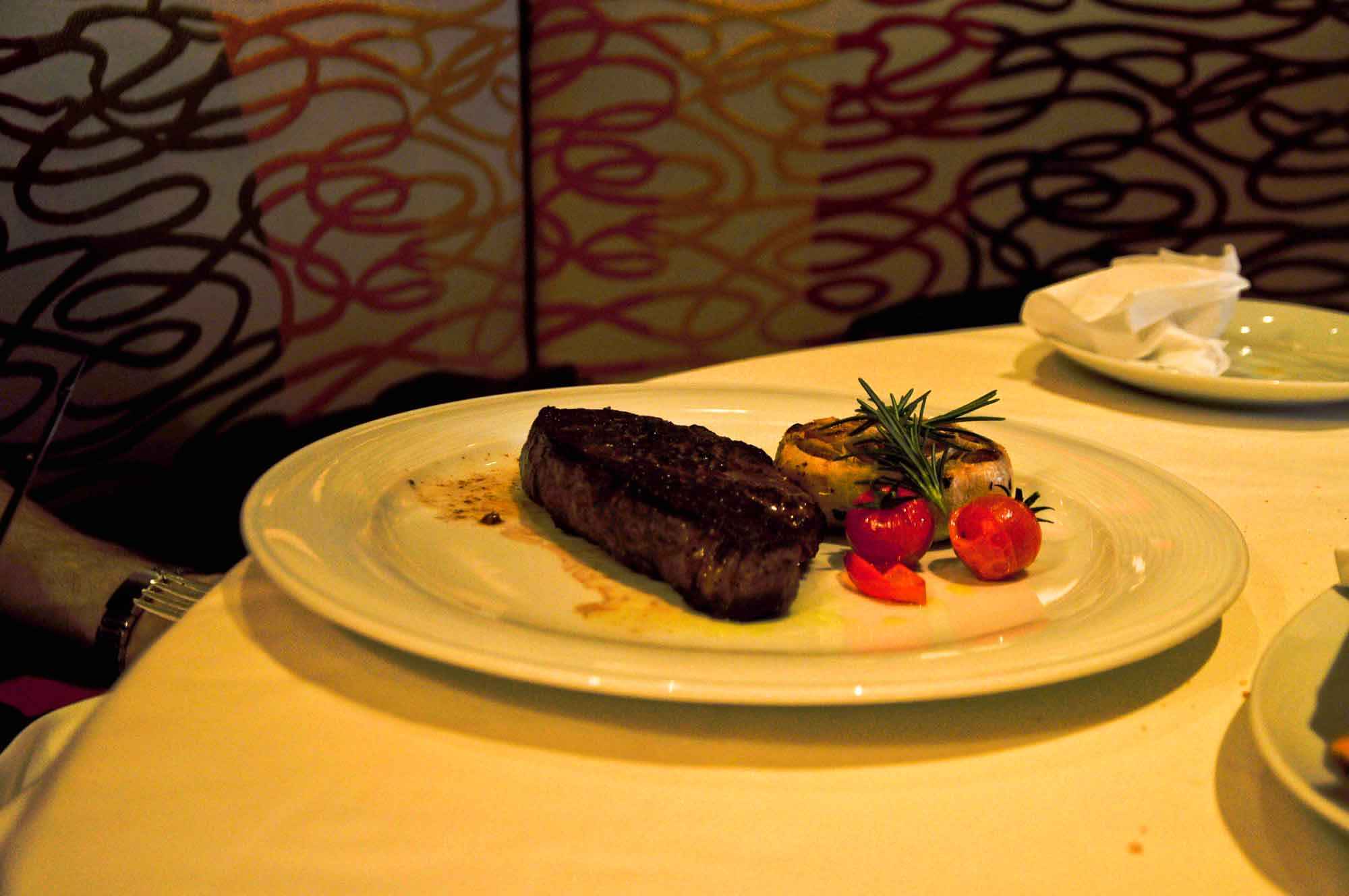 Il Treato Macau steak